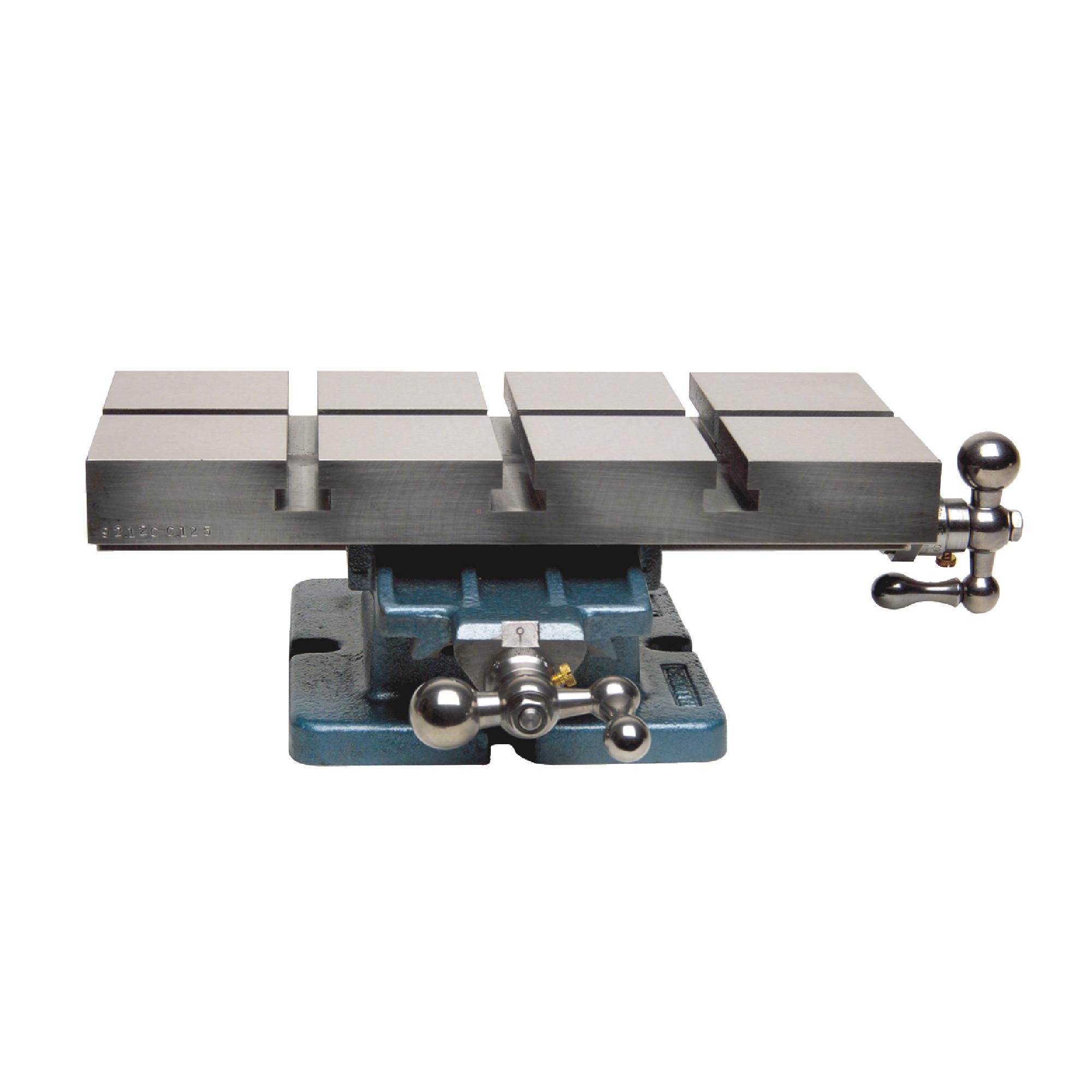 Cross Slide Milling Table