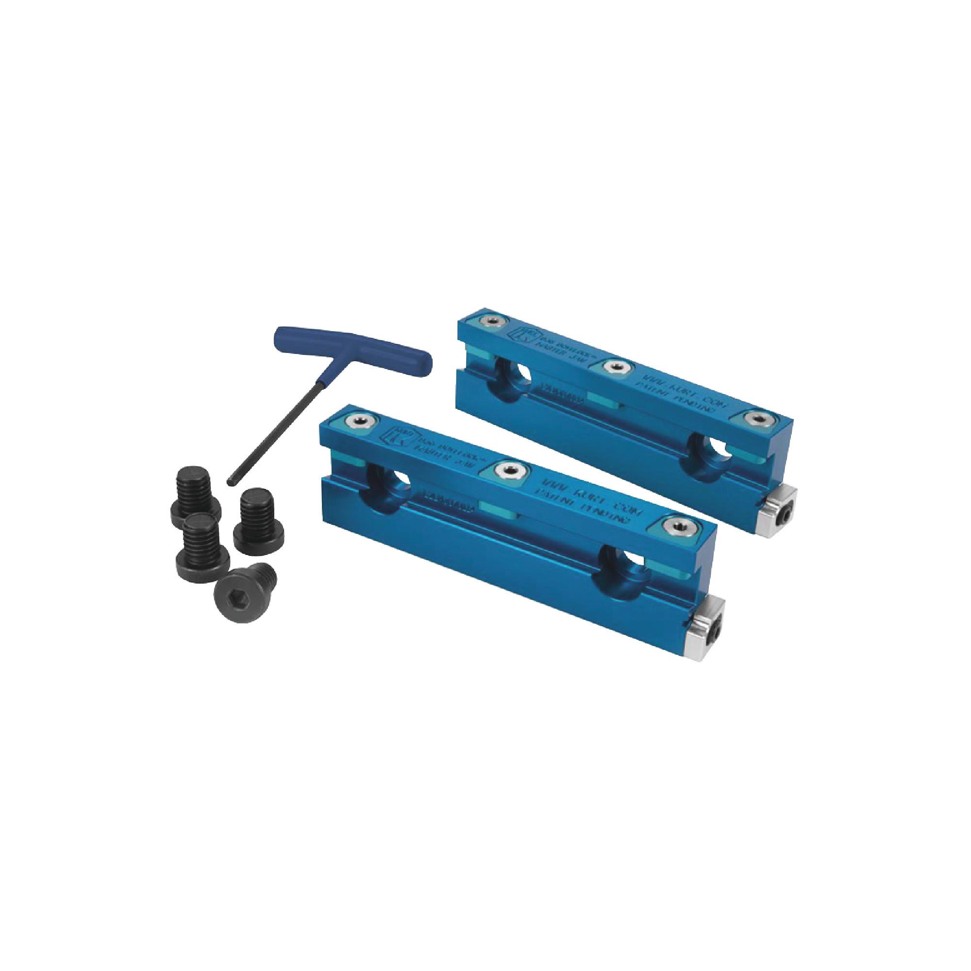 DoveLock™ Quick Change Metric Master Jaw Kit