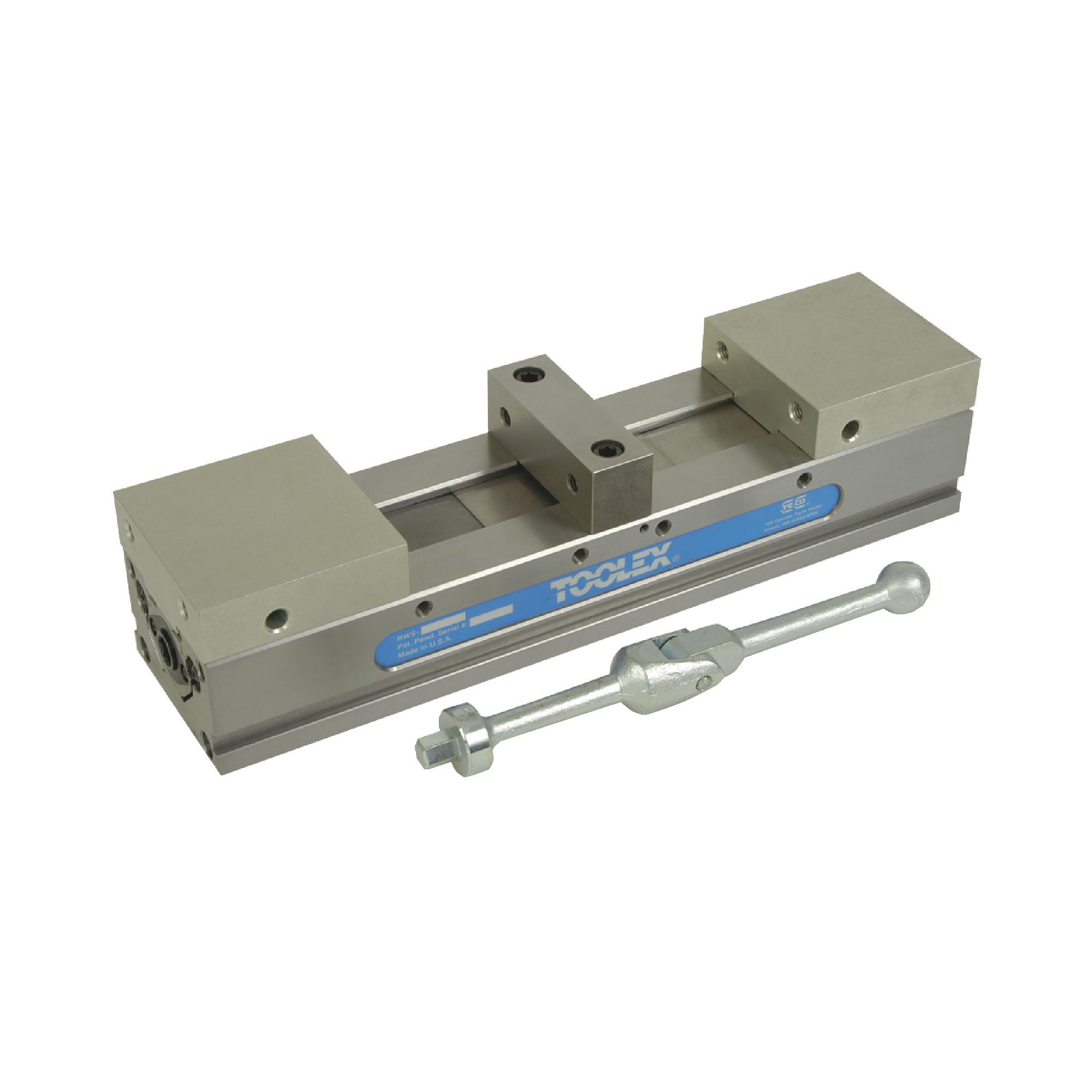Double Lock Milling Vise