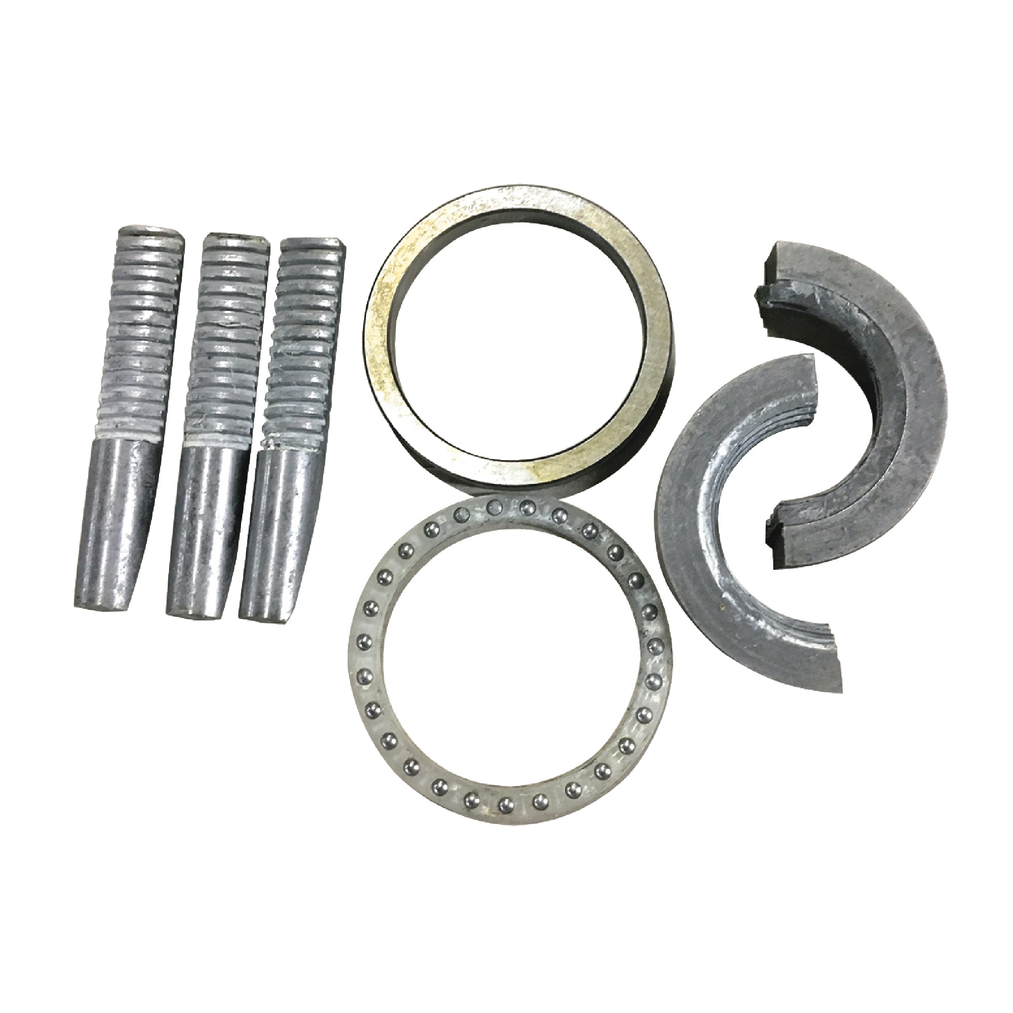 Replacement Jaw and Nut Unit For Ball Bearing Geared Key Super Chuck