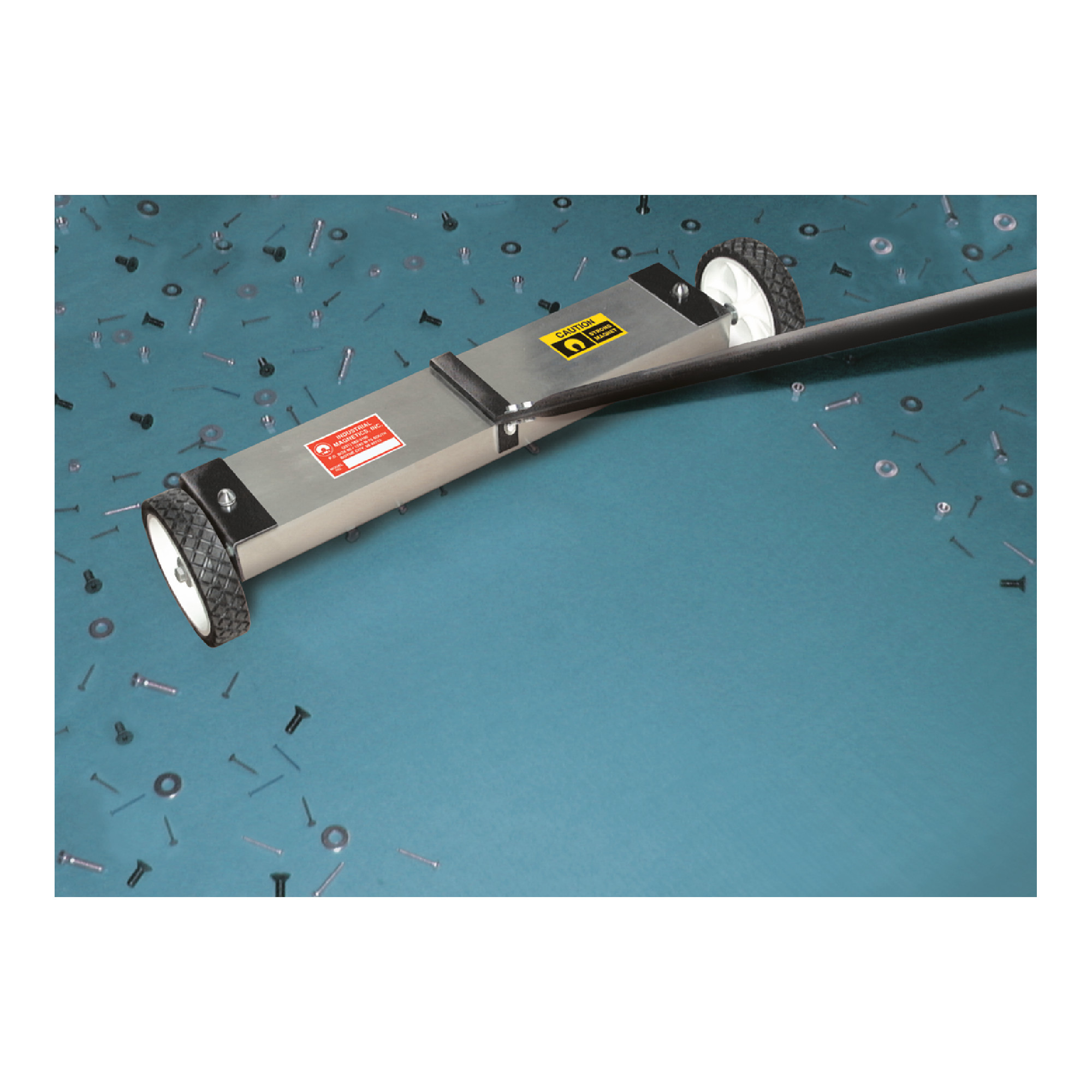 Magnetic Industrial Sweeper