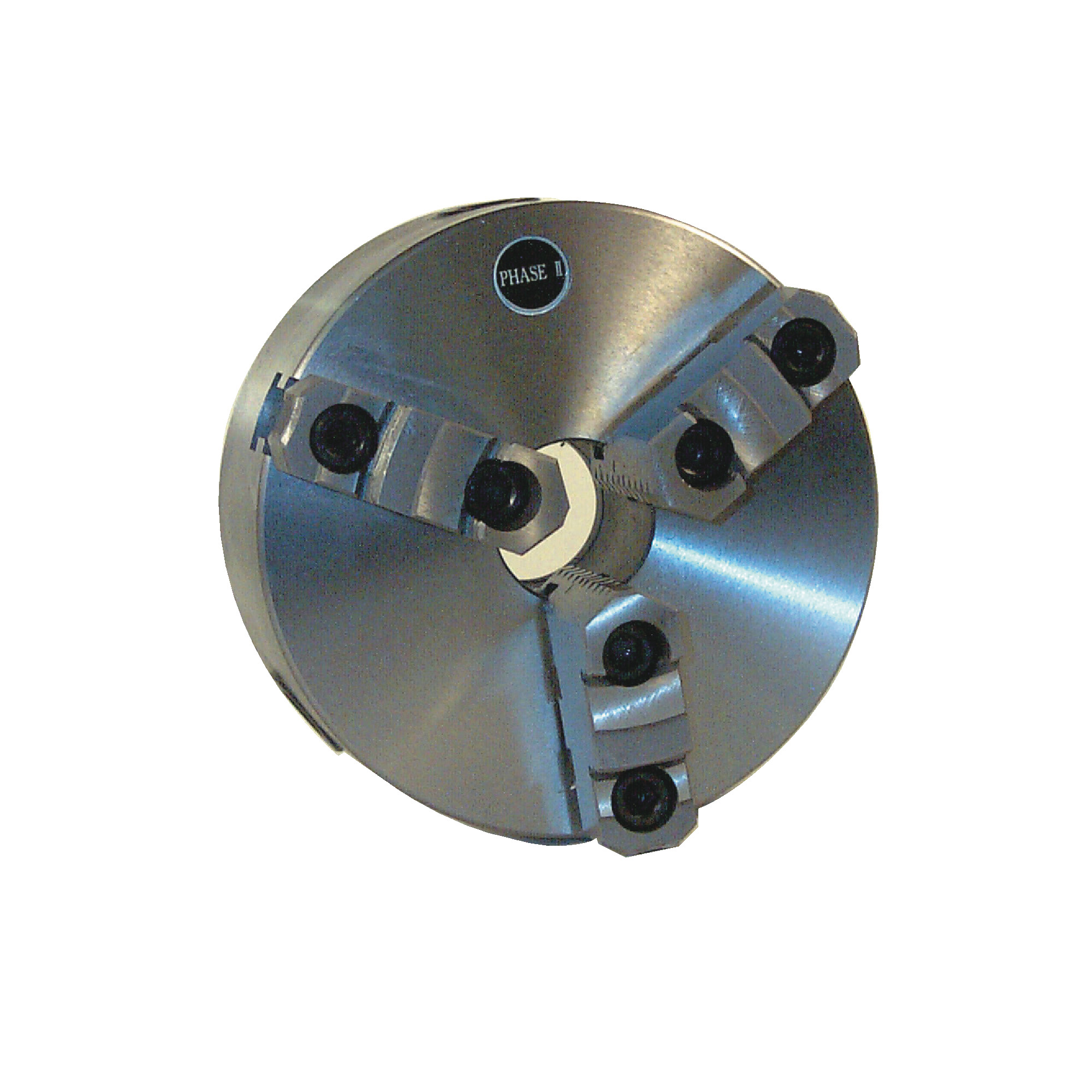 3 Jaw Direct Mounting Series Chuck