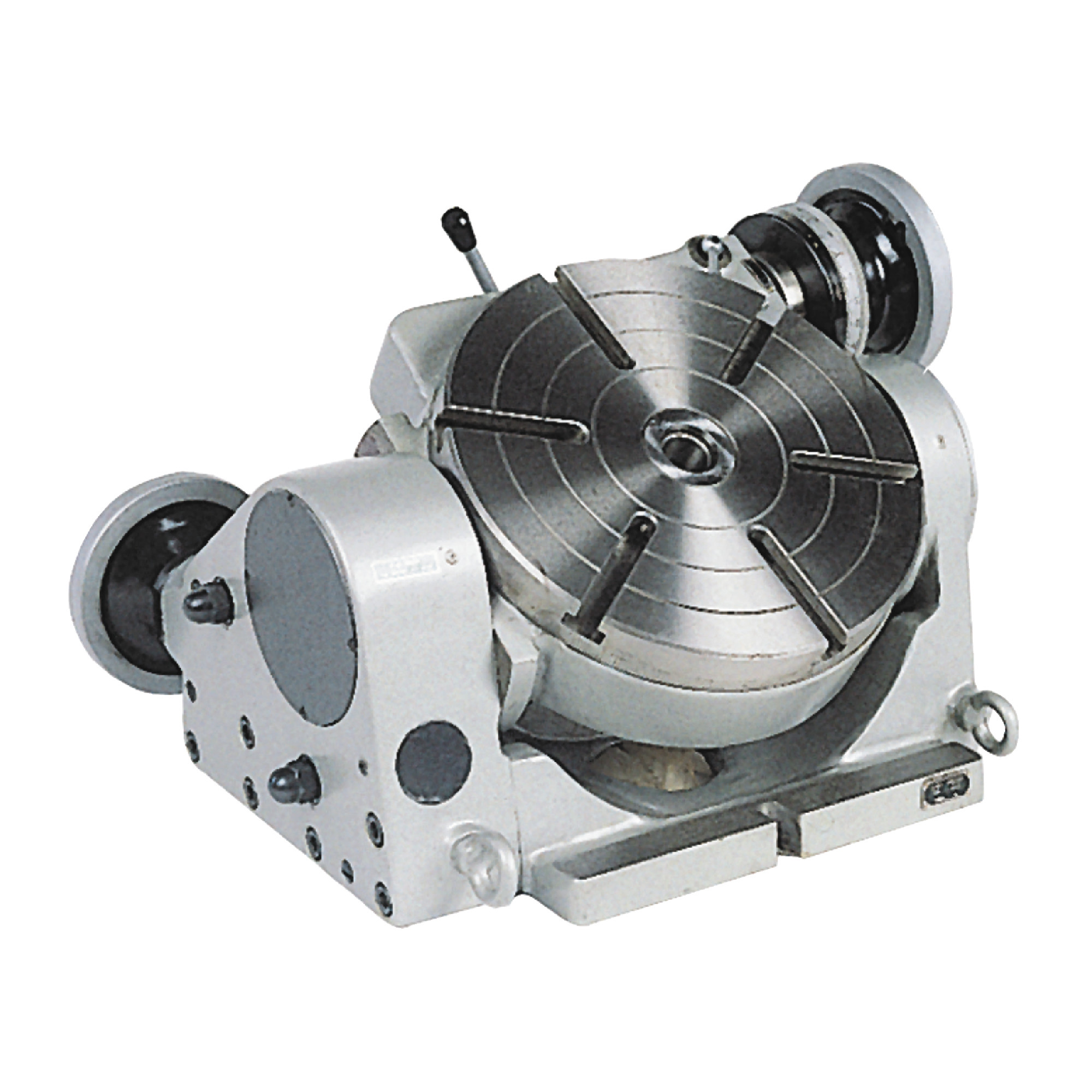 Precision Tilting Rotary Table