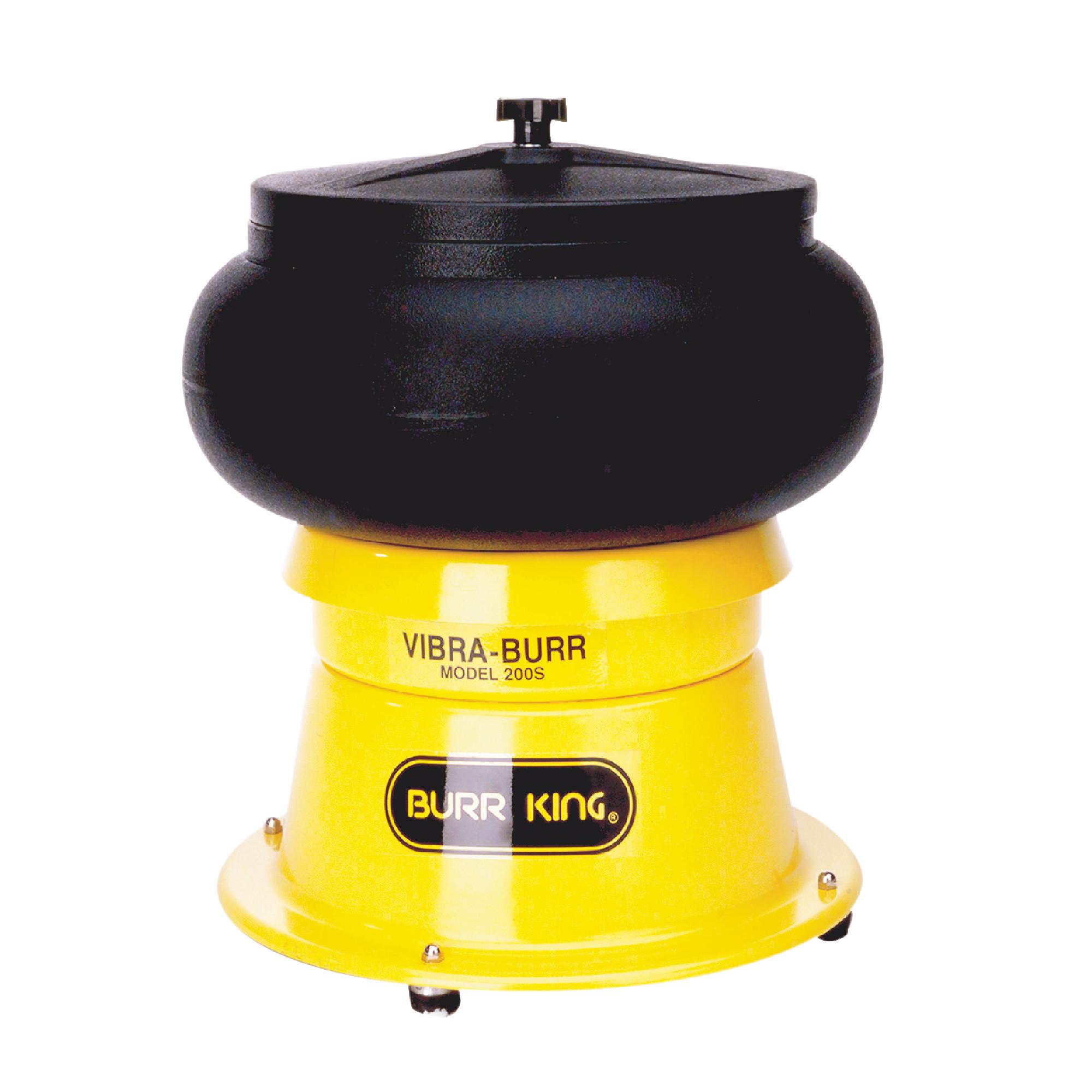 Vibratory Deburring Units