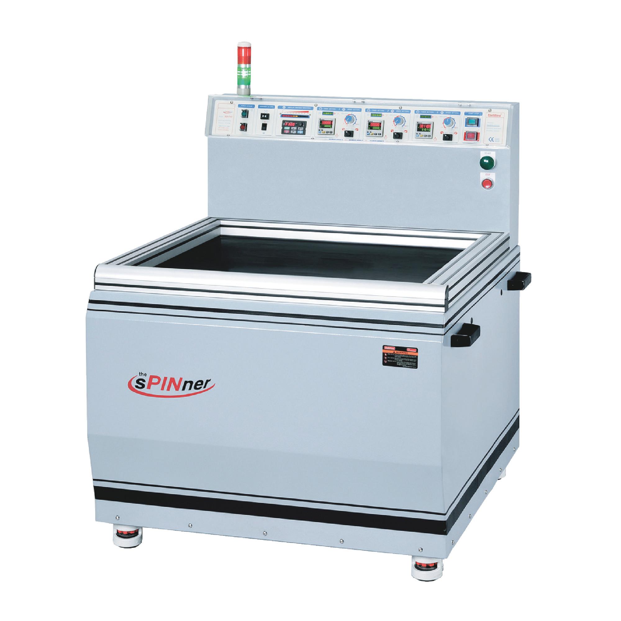 Spinner Deburring Machine