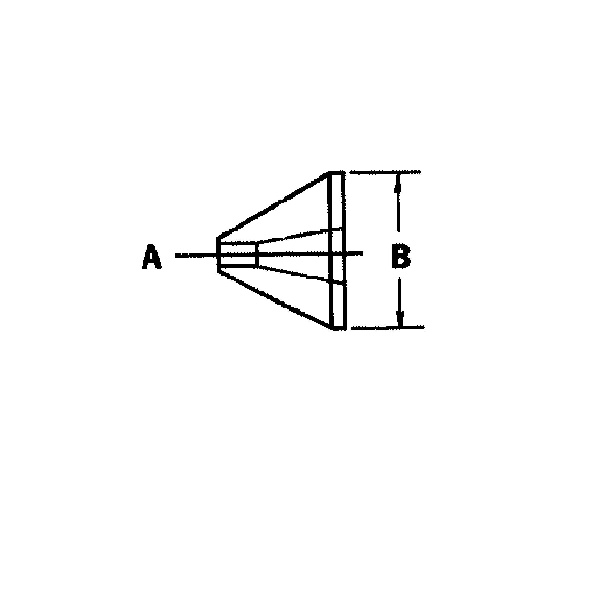 10° Bell Head Live Adapter