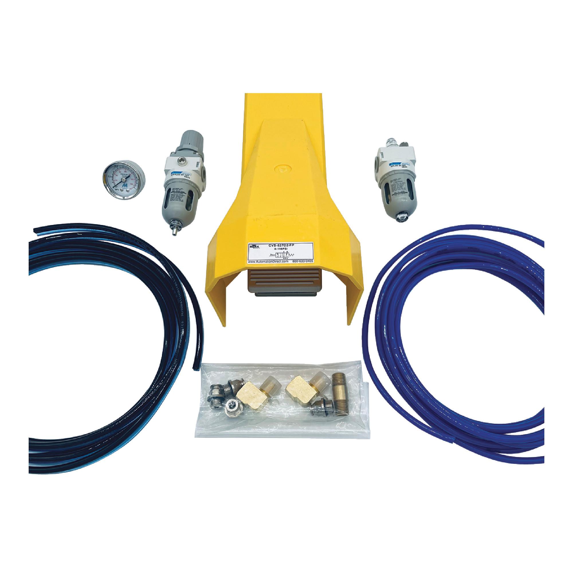 Foot Pedal Control for Air Chucks