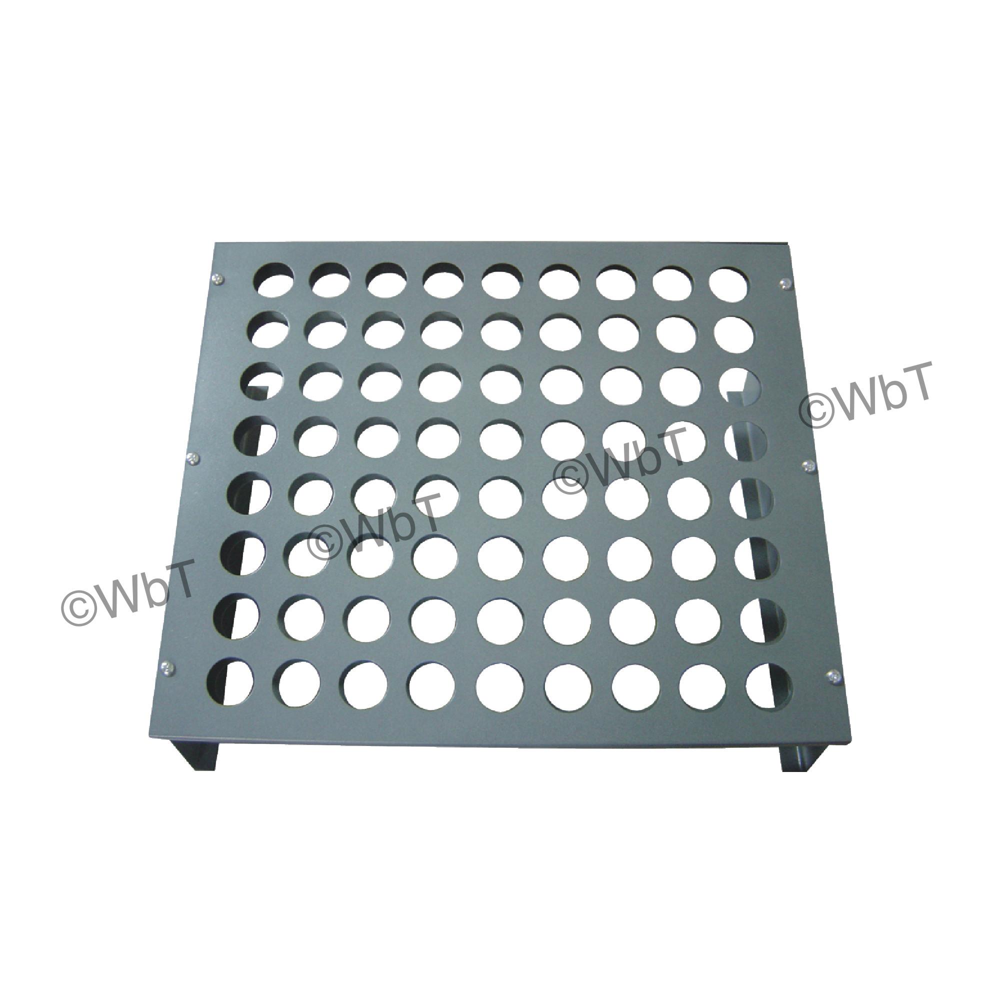 5C Collet Rack - 72 Holes