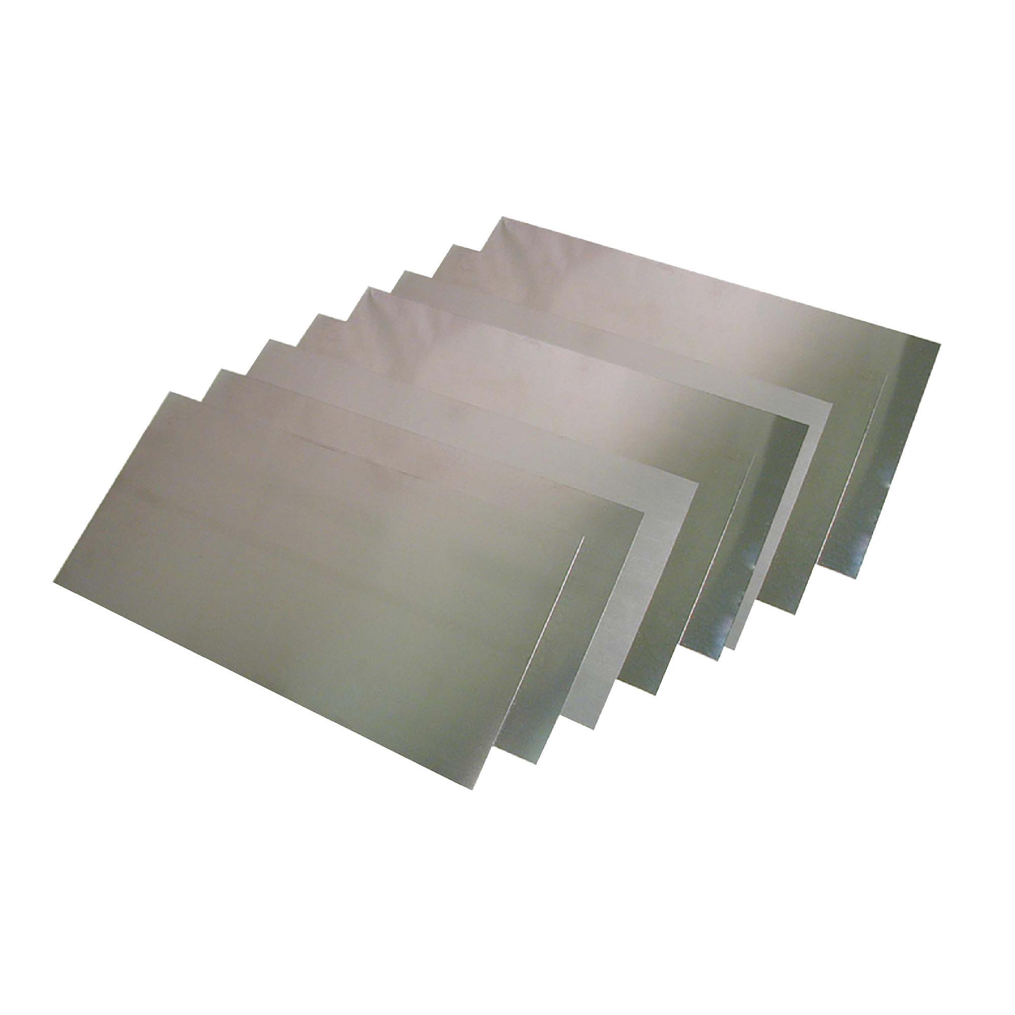 Stainless Steel Shim Sheet Stock Assortment