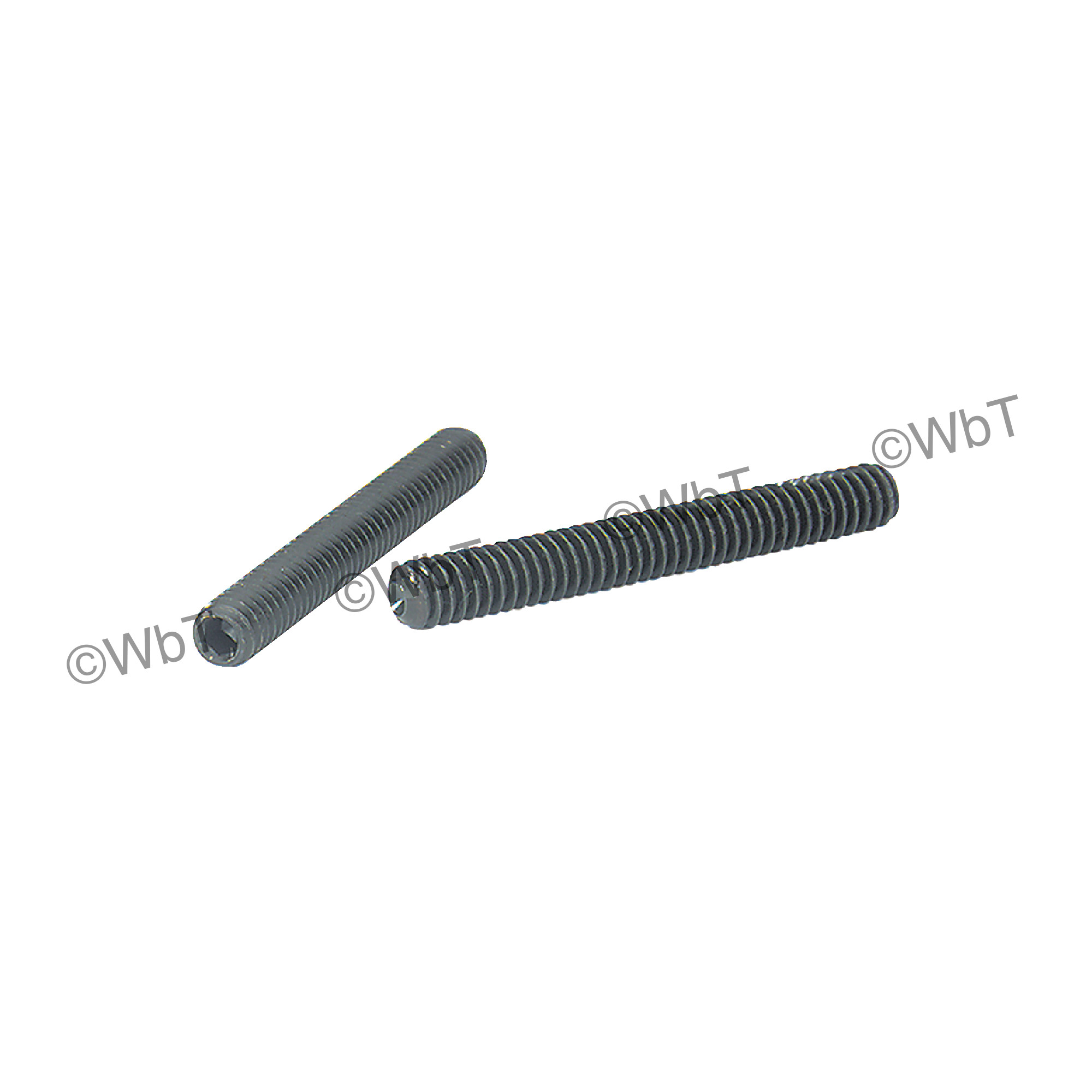 Alloy Steel Cup Point Set Screw