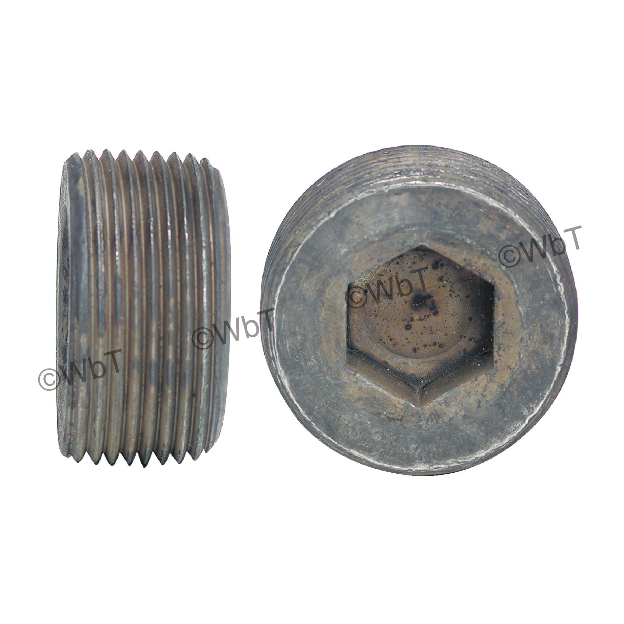 Socket Pipe Plug