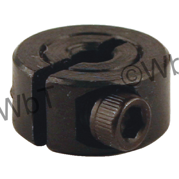 Clamping One Piece Shaft Collar
