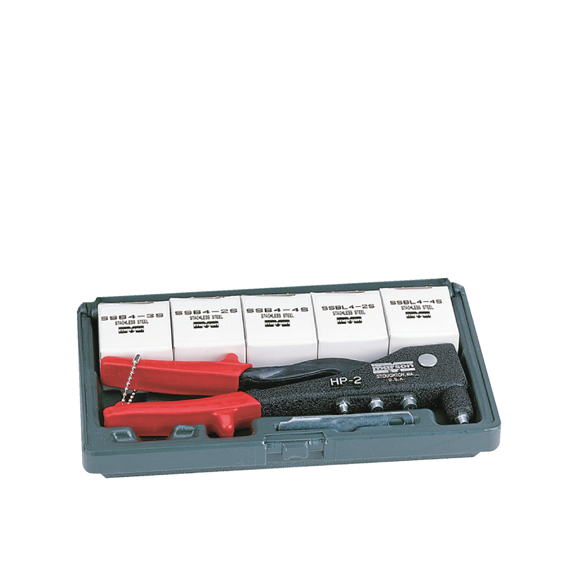 HP-2 Hand Rivet Tool Set