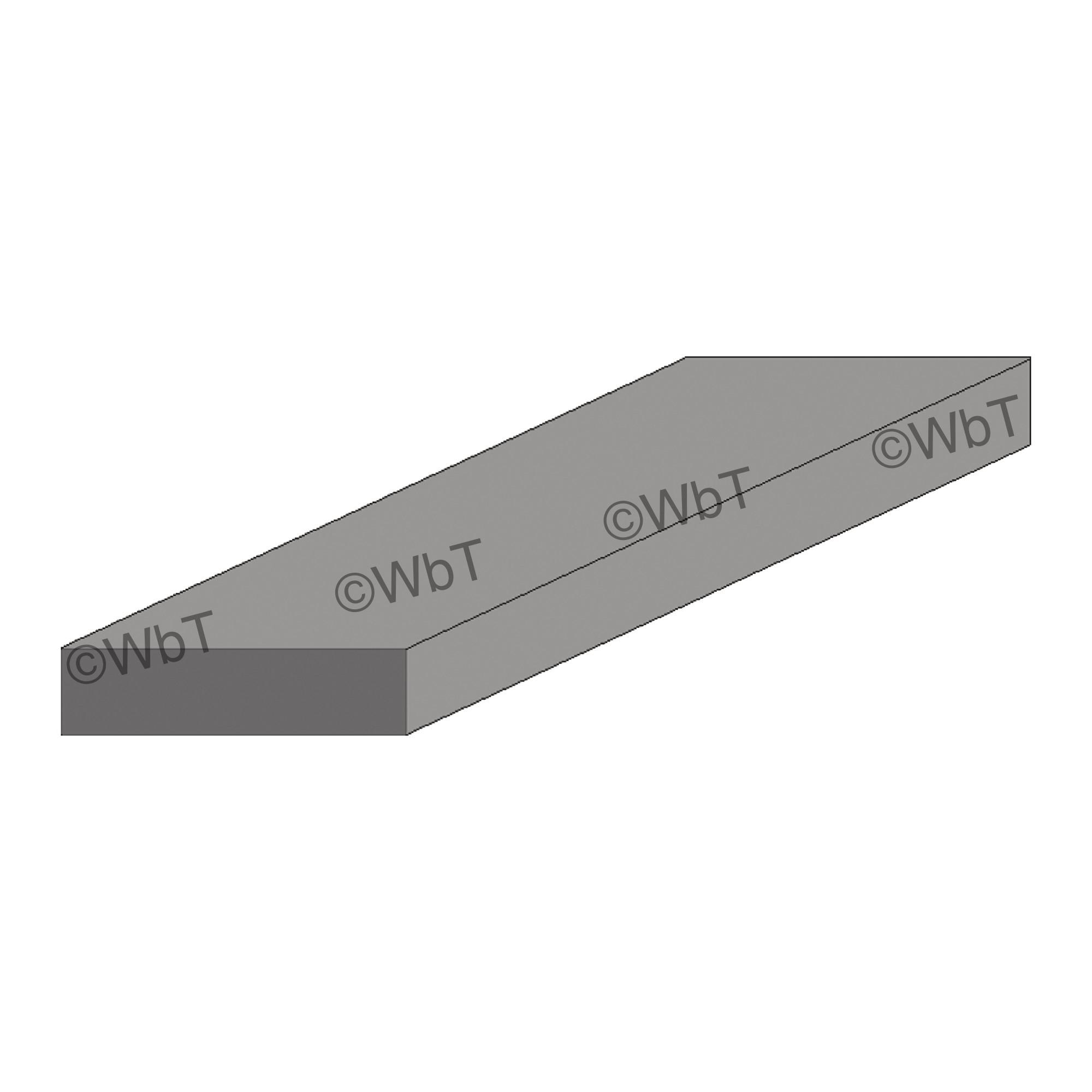 6061 Extruded Aluminum