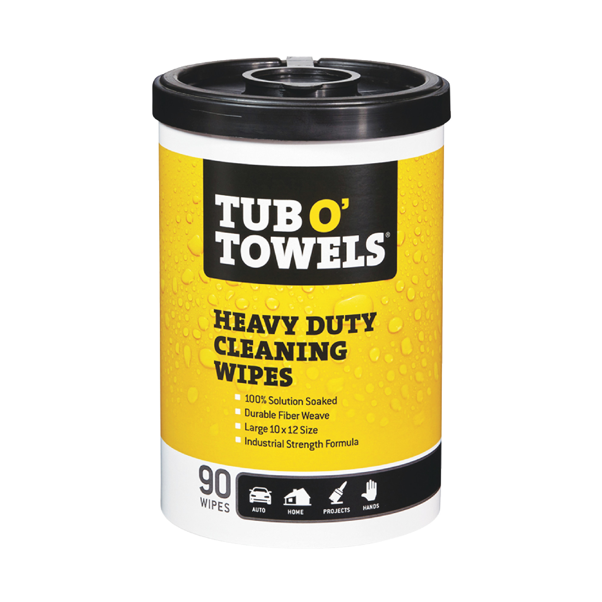 Heavy Duty Cleansing Wipes