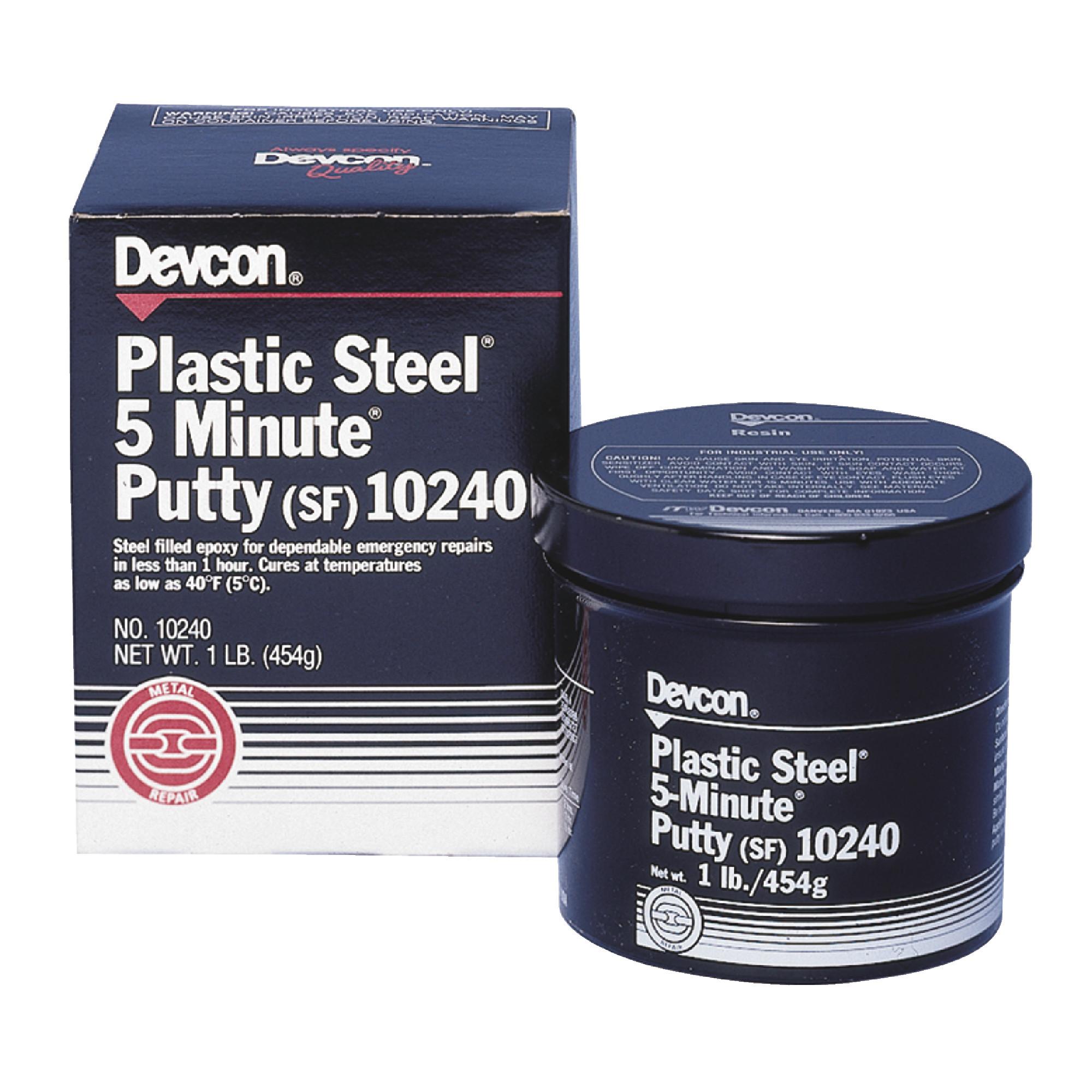 Plastic Steel® 5 Minute Putty (SF)