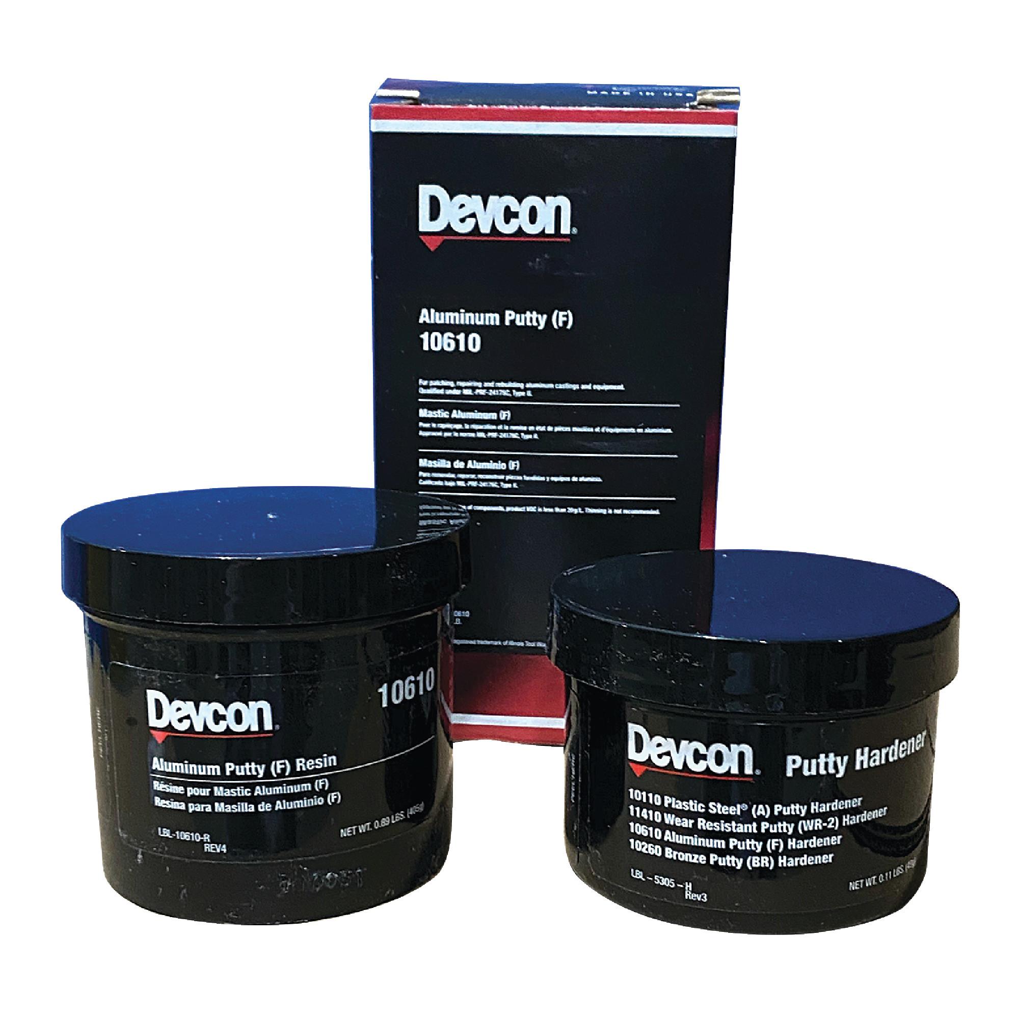 Aluminum Putty (F)