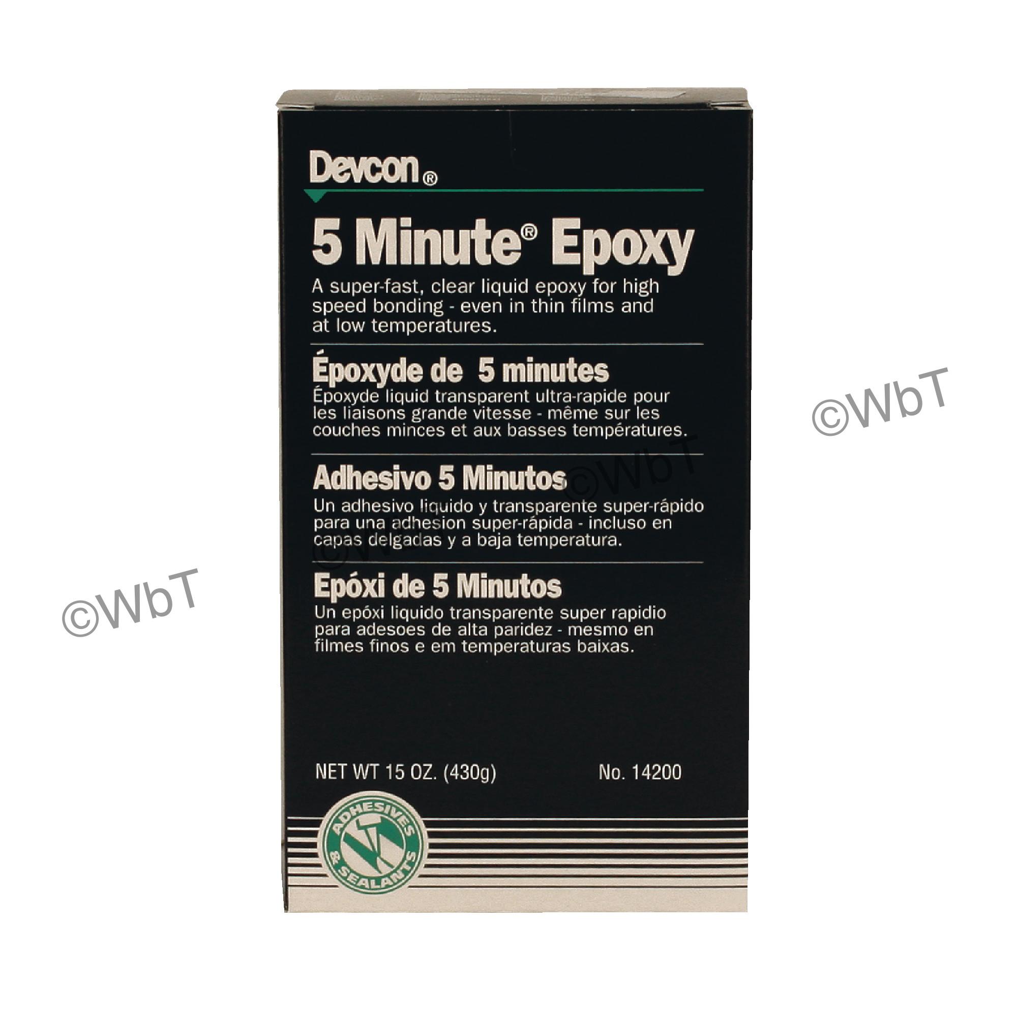 5 Minute Liquid Epoxie