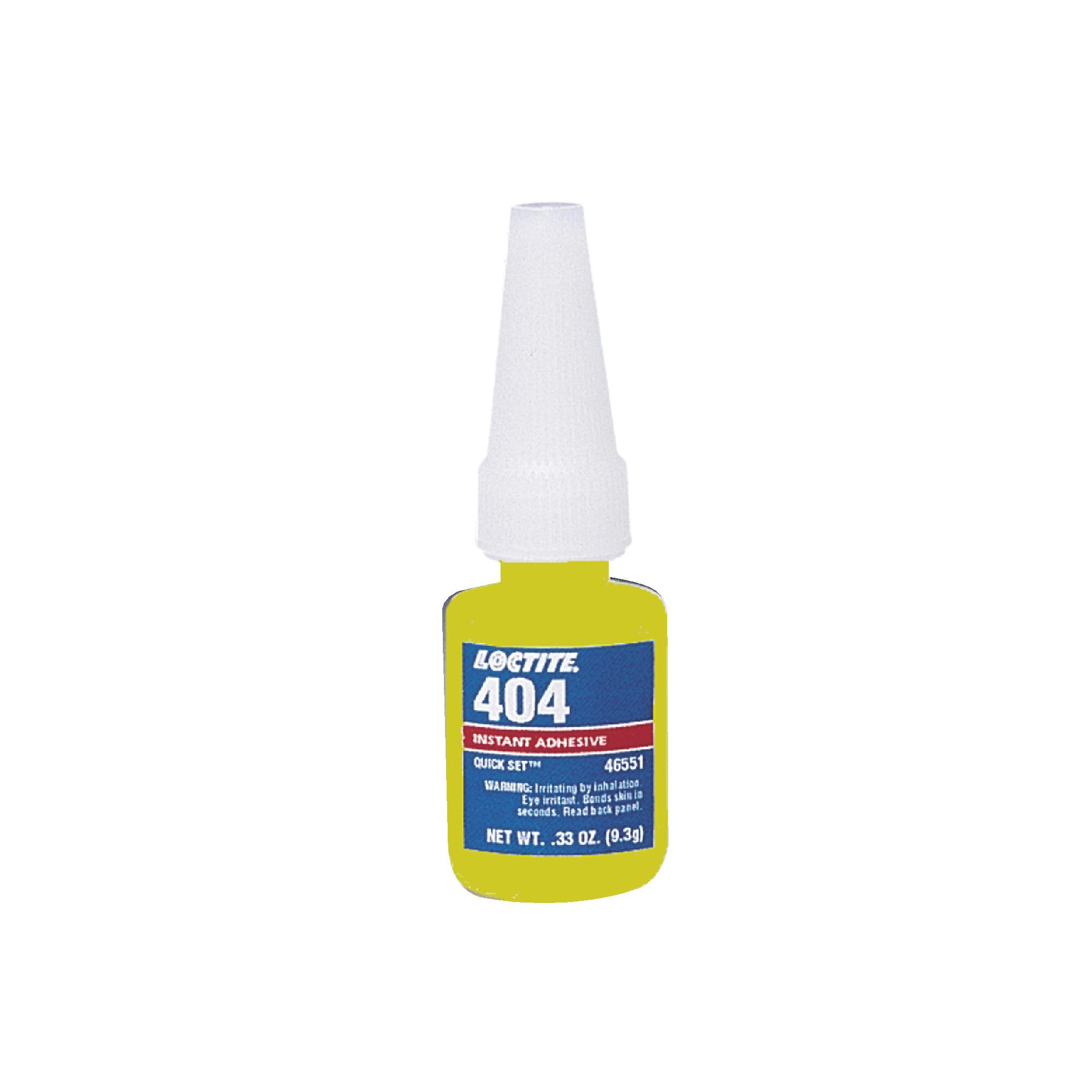404™ Quick Set™ Instant Adhesive