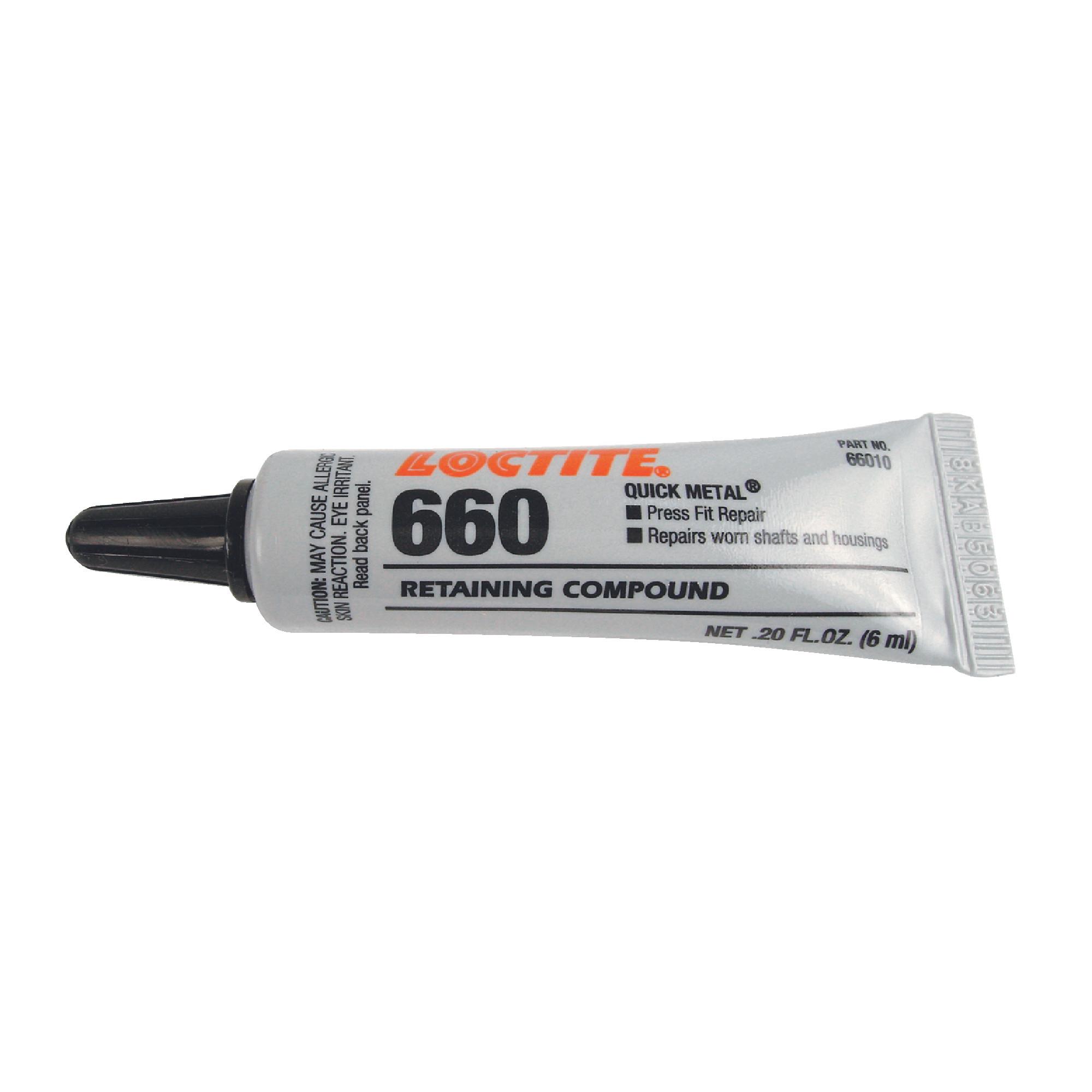 660™ Quick Metal® Retaining Compound