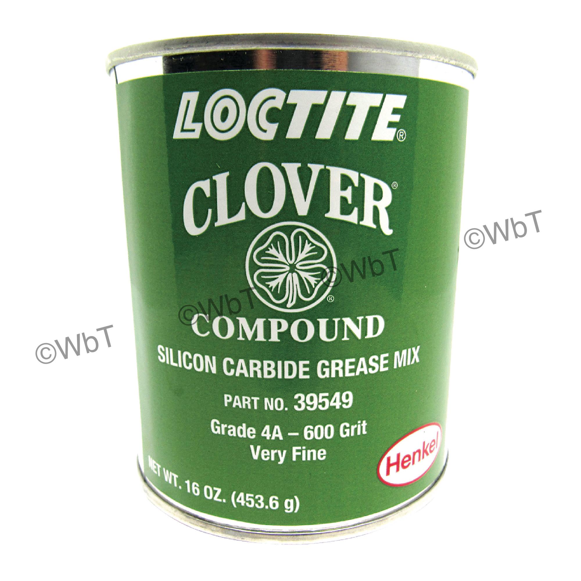 Clover® Silicon Carbide Grease Mix