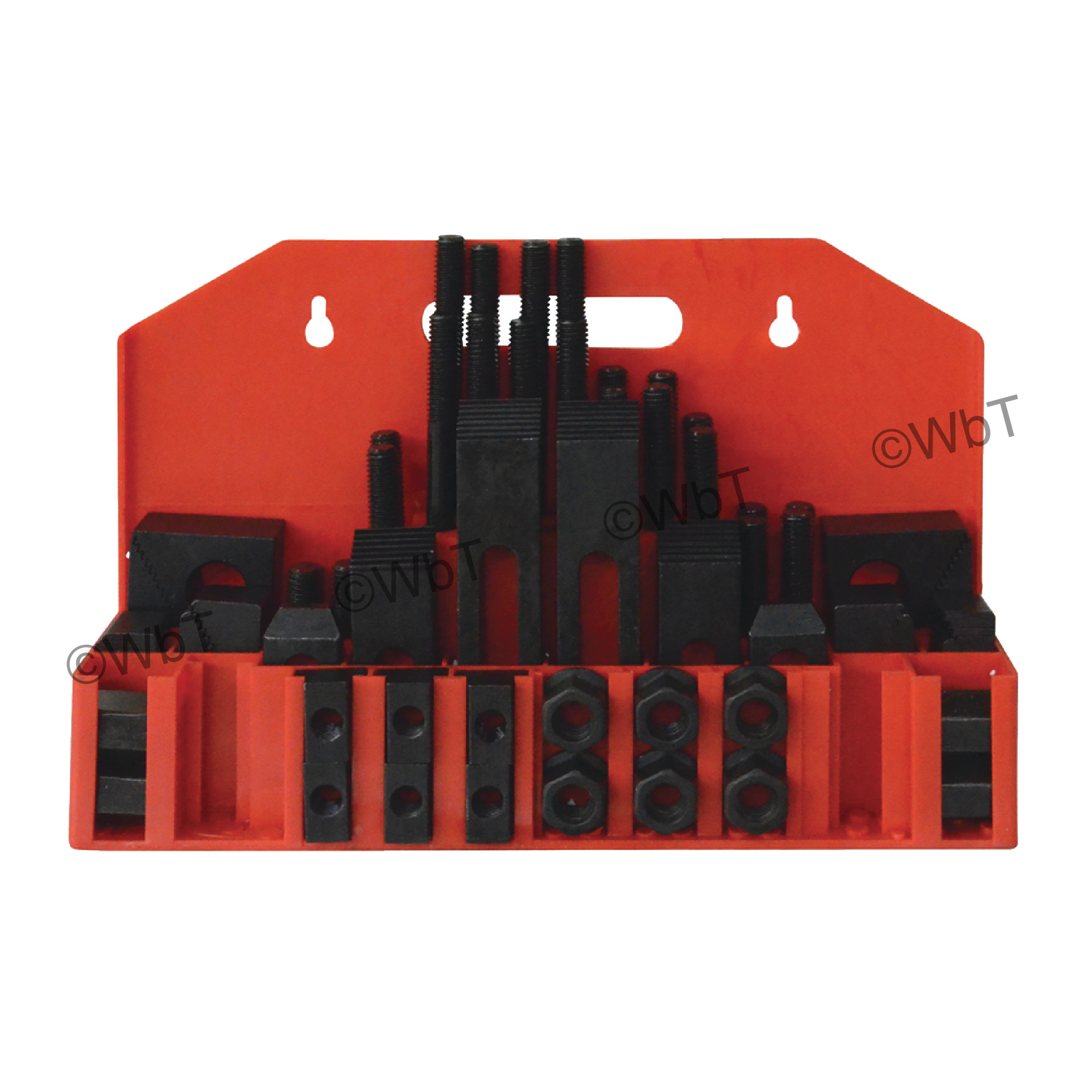 52 Piece Deluxe Clamping Set