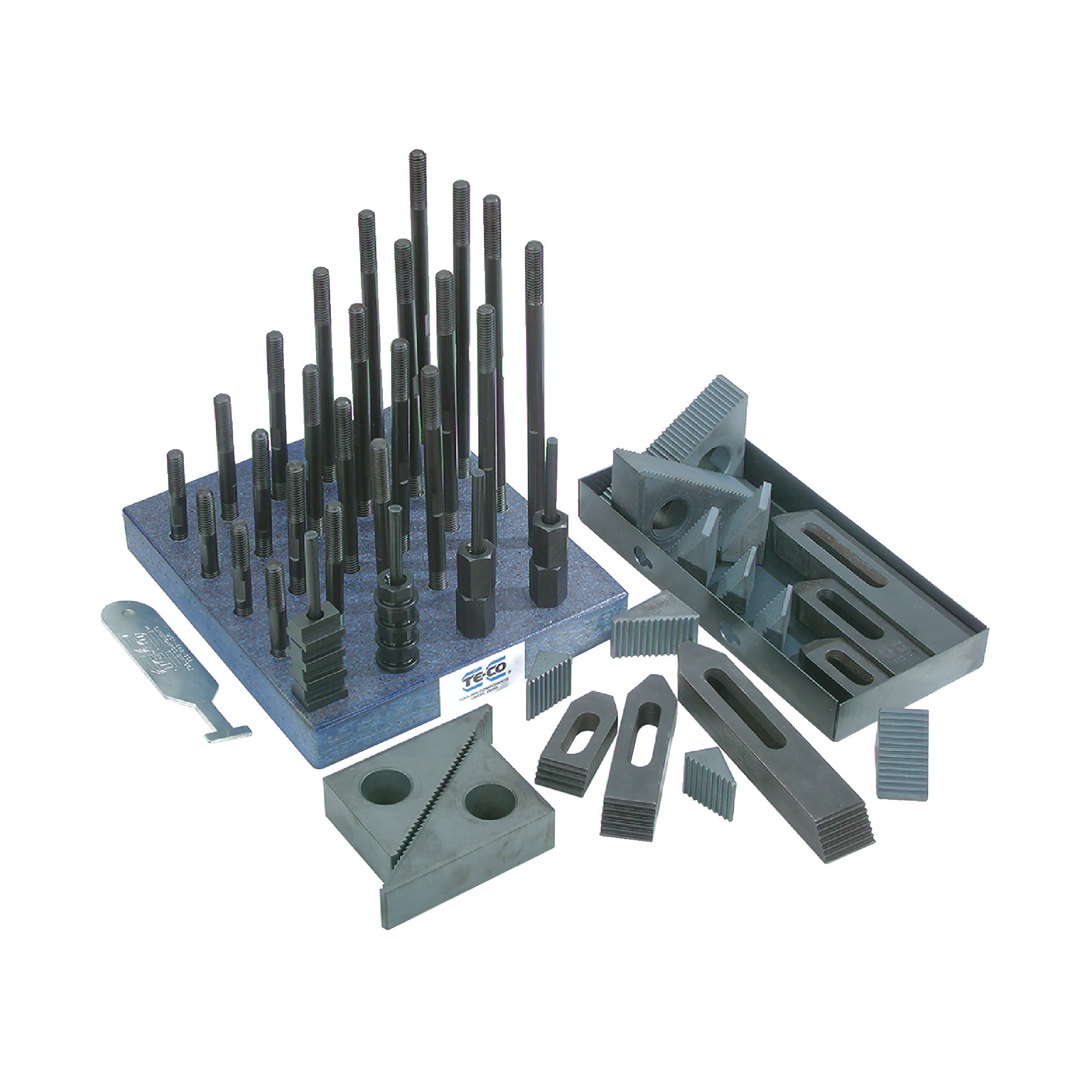 50 Piece Deluxe Clamping Set