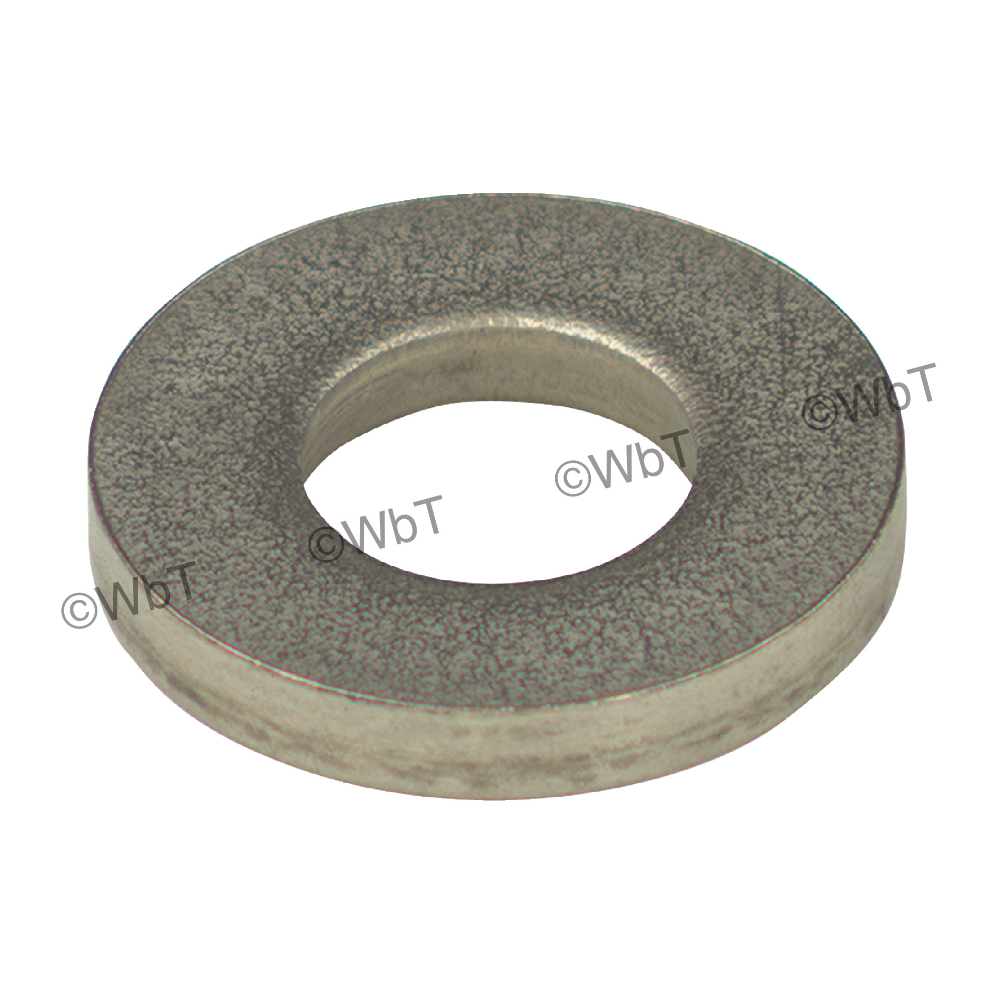 Stainless Steel Extra Thick Finished Flatwasher