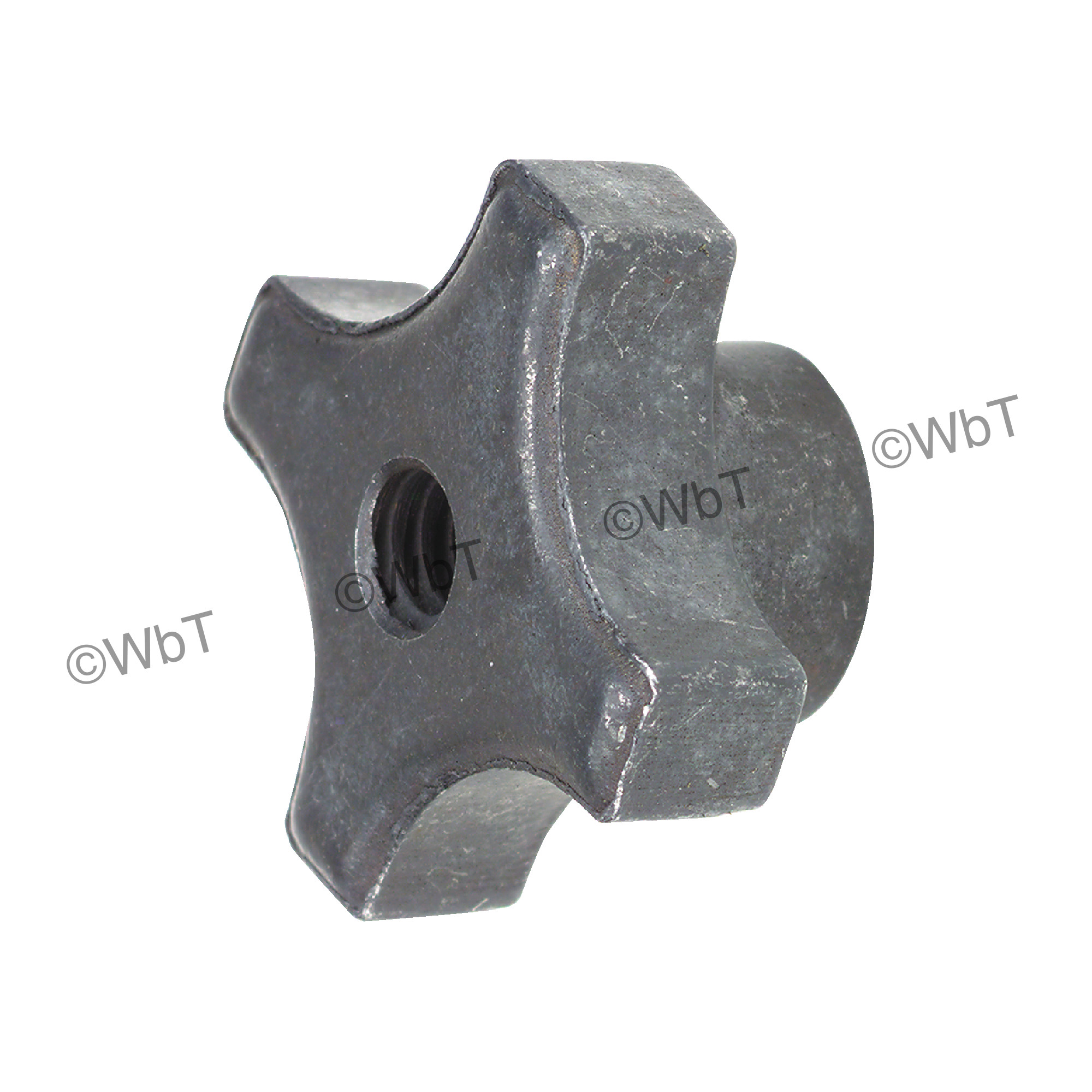 Steel Hand Knob