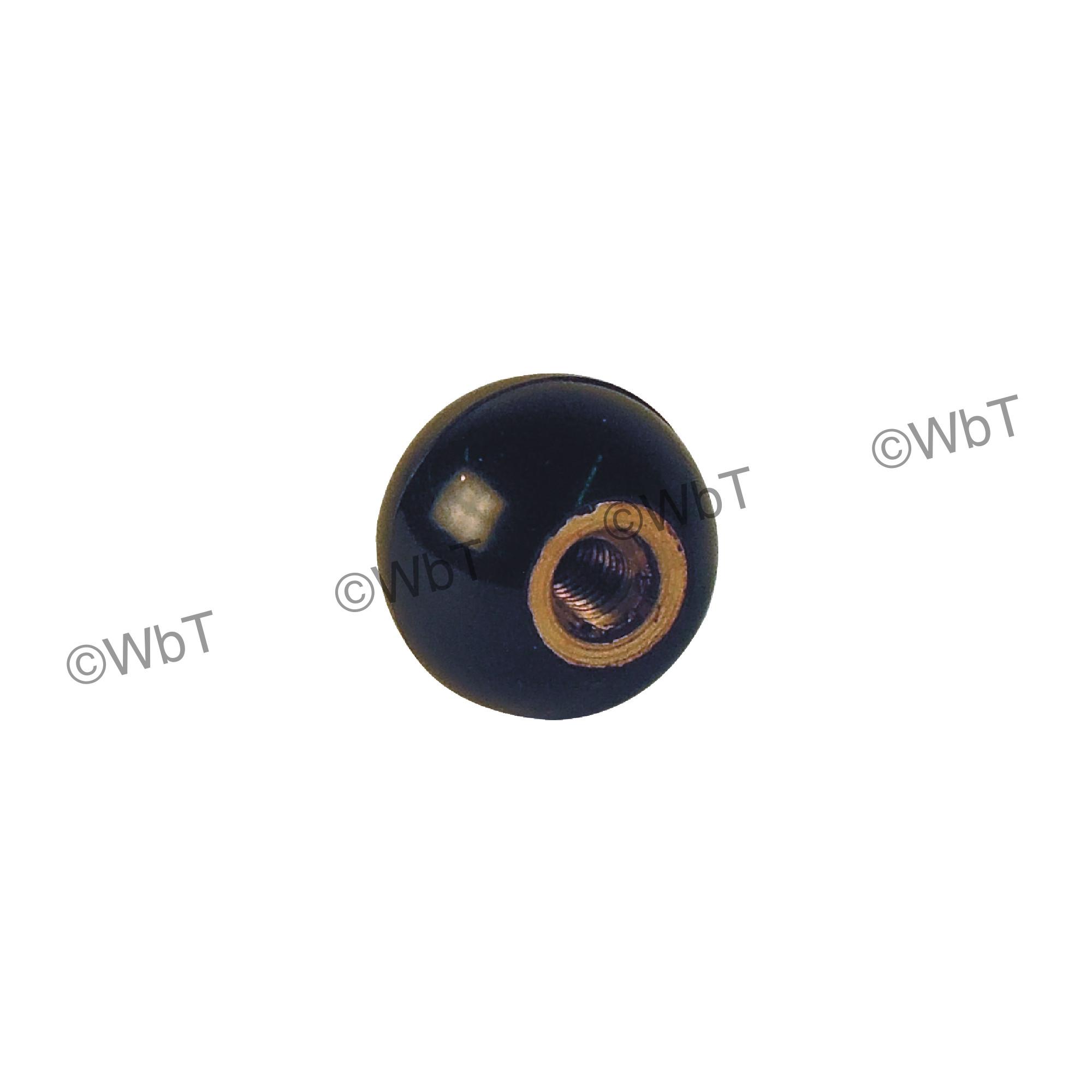 Plastic Ball Knob