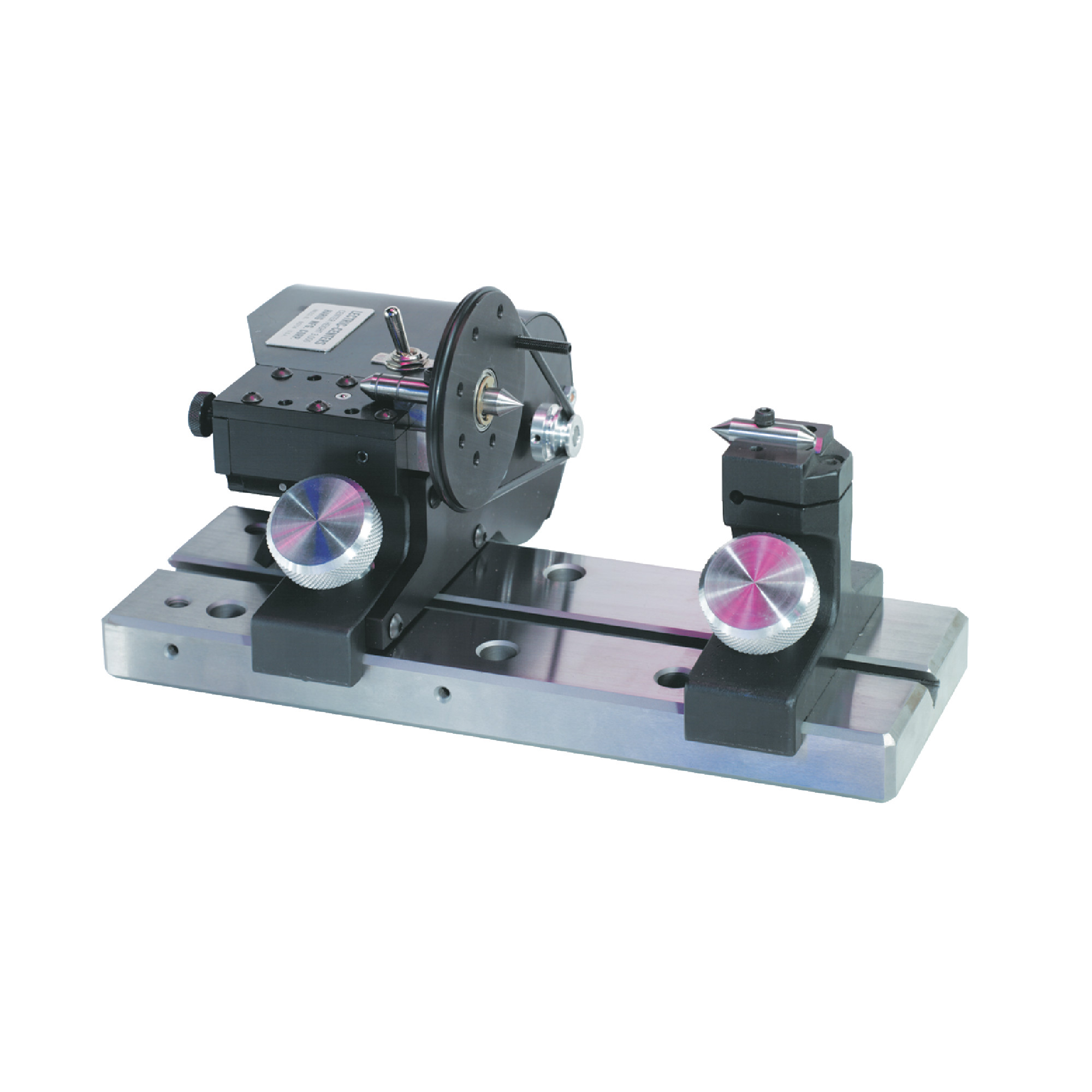 Lectric Center Cylindrical Grinding Fixture