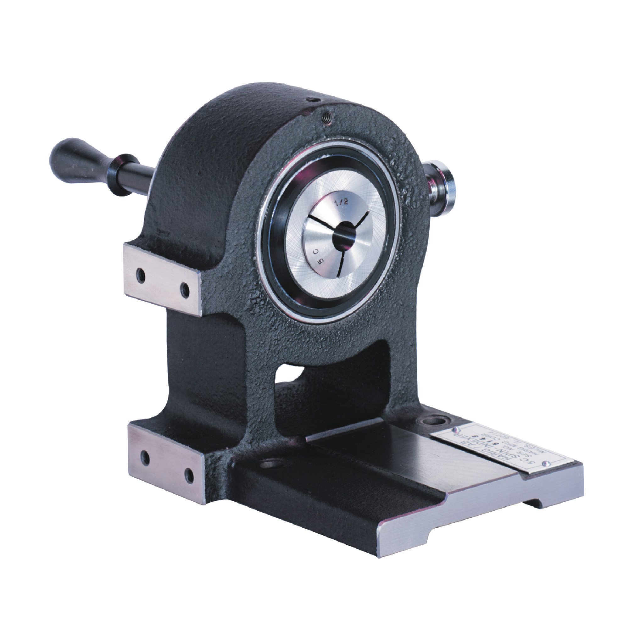 Manual 5C Collet Spin-Indexer