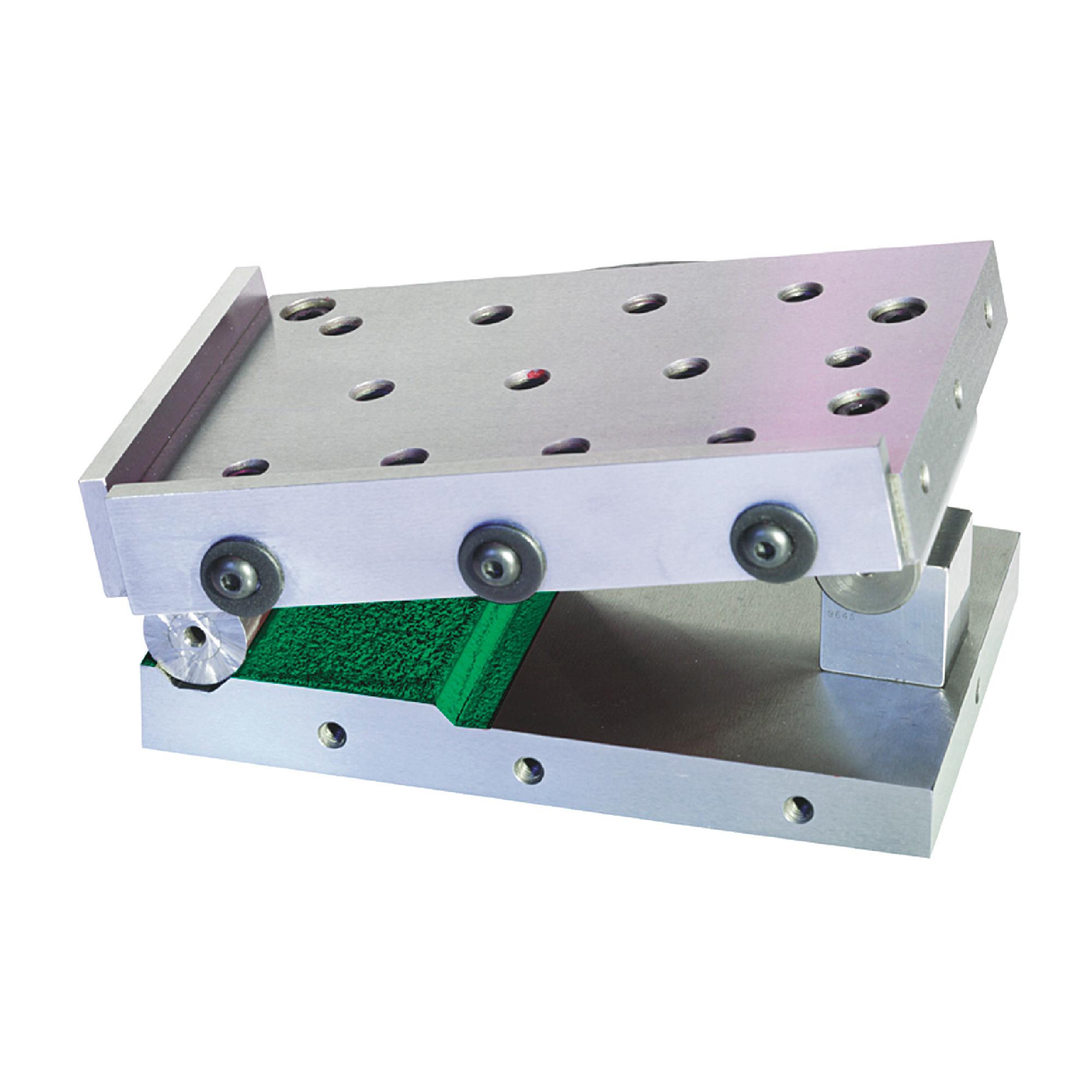 "Sine-Plate, 4""x 6"" Single Angle w/rails for Ultra Grind #5C-V"