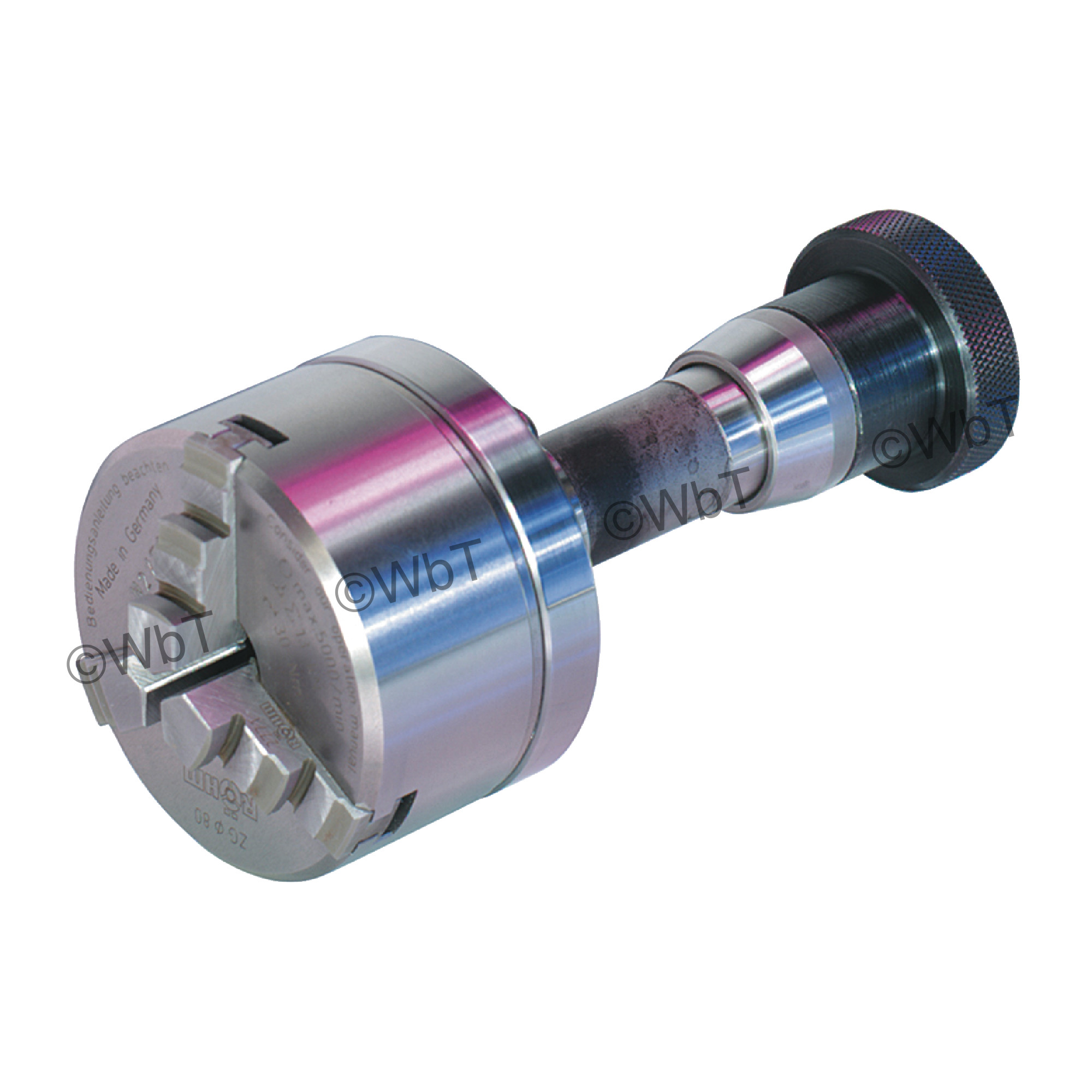 3 Jaw Chuck For Uni-Dex Grinding Fixture
