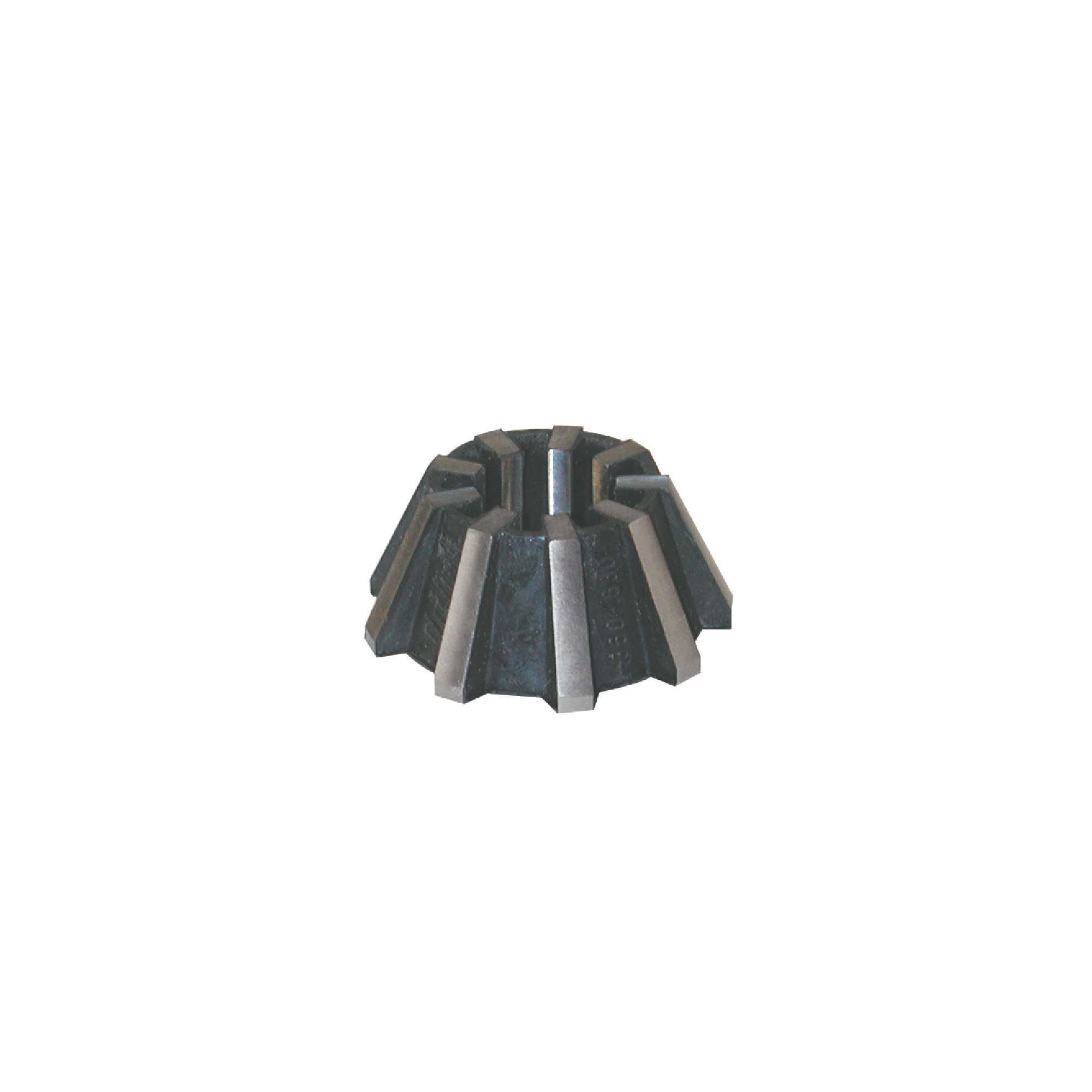 Rubberized Collet for Tapping Attachment