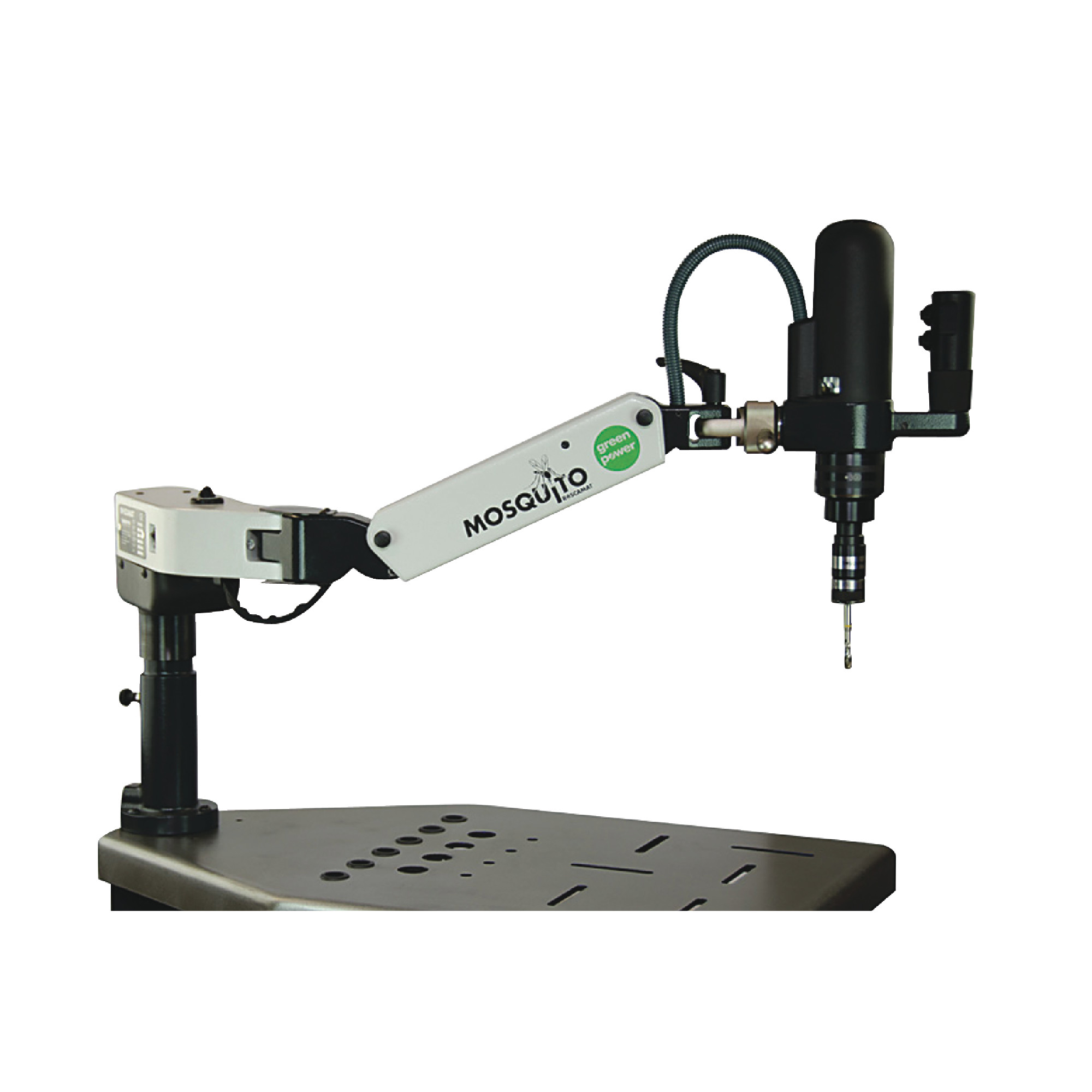 Vertical & Horizontal Tapping Arm