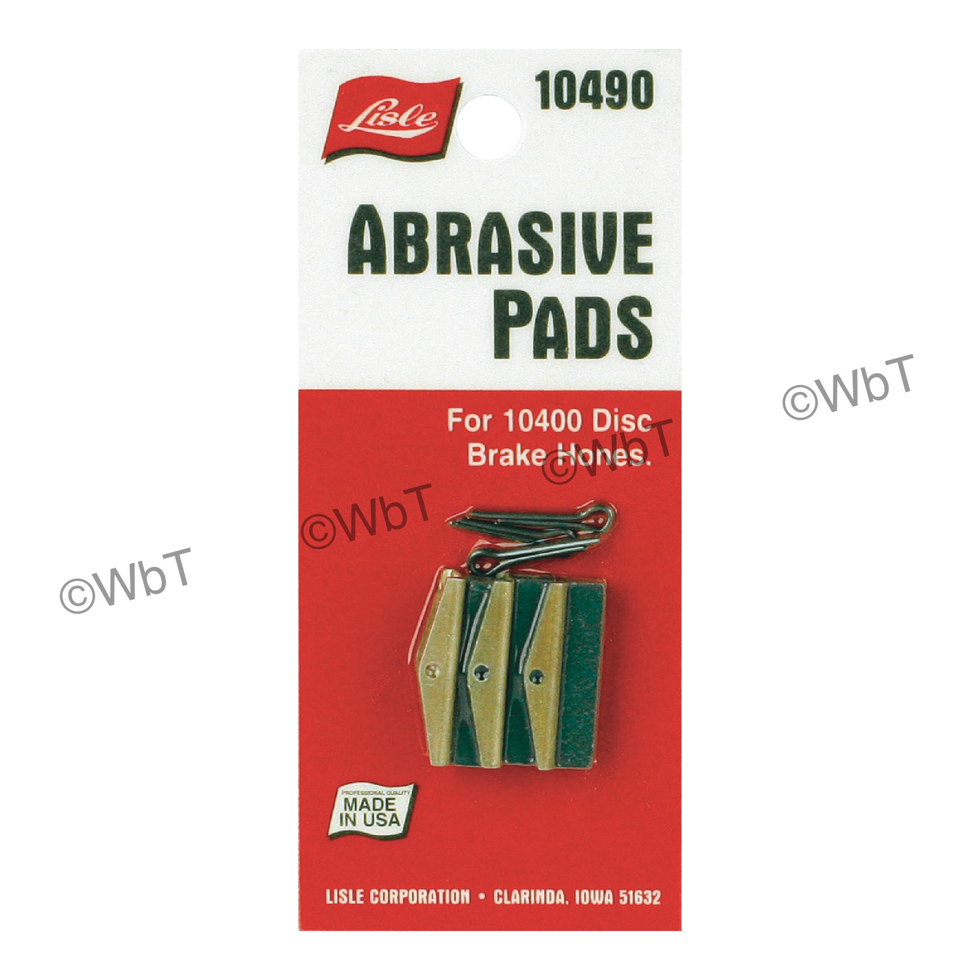 Replacement Abrasives Set
