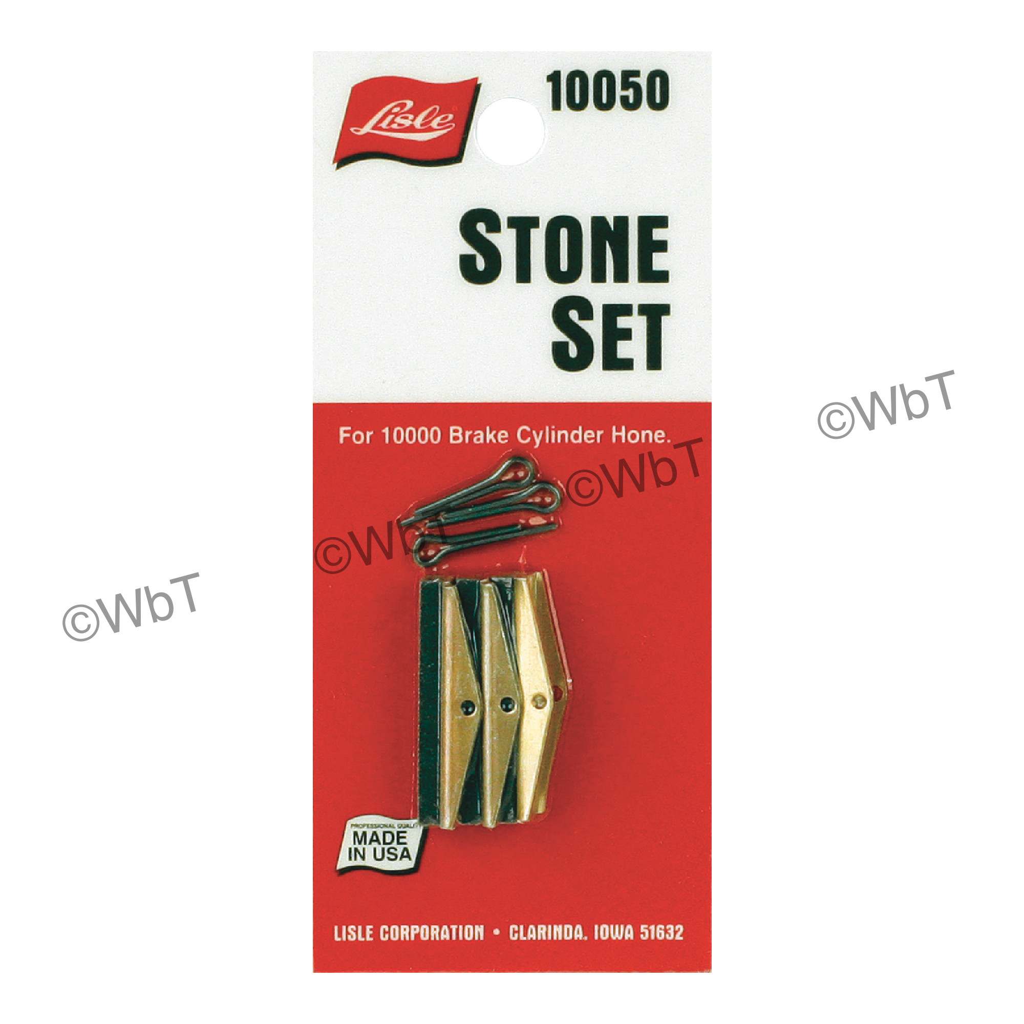 220 Grit Replacement Stone Set