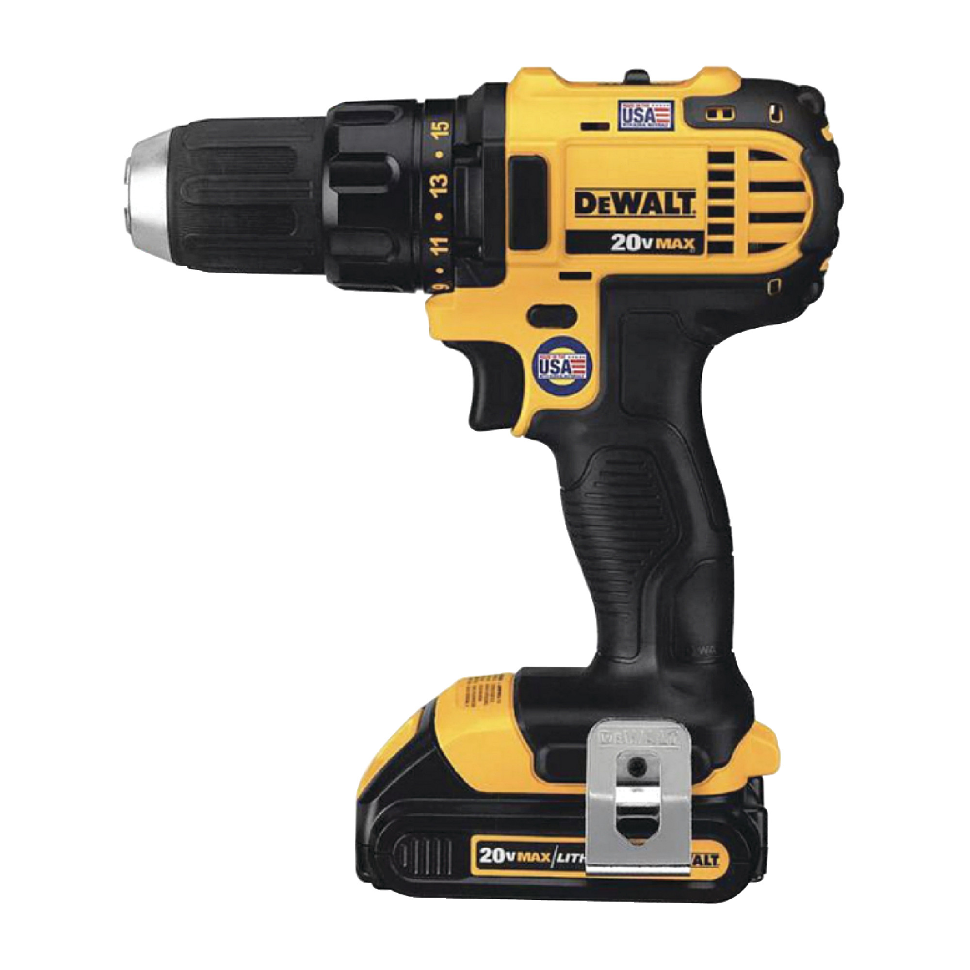 """1/2"""" Compact Drill"""