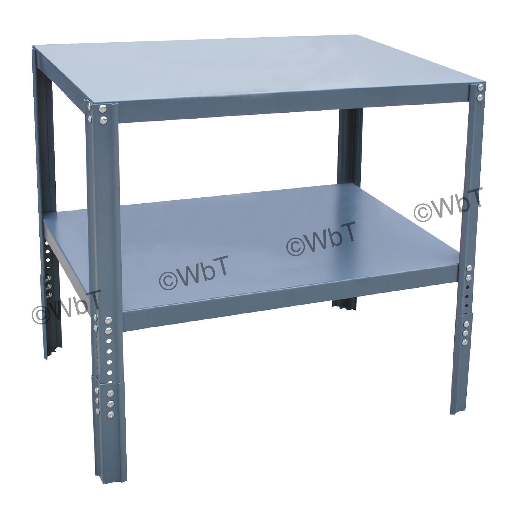 "18"" x 24"" Top Adjutable Work Table"