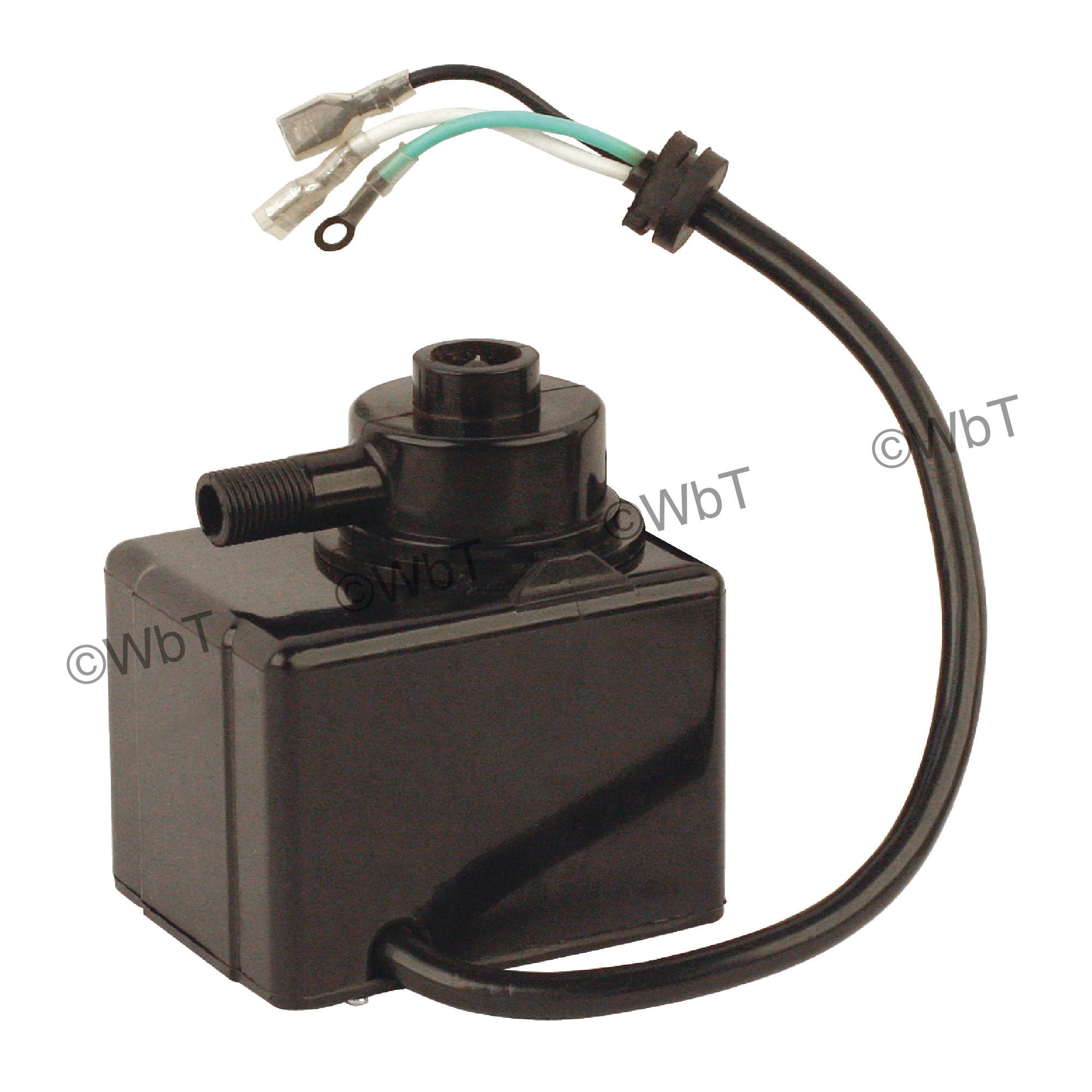 Recirculating Parts Washer Pump