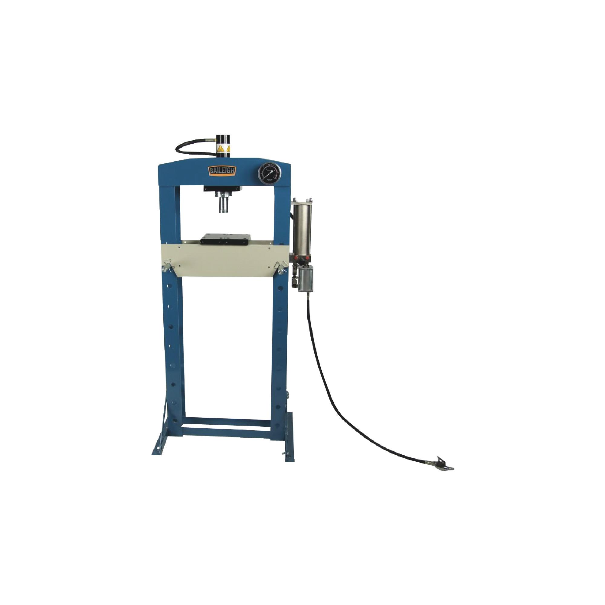 20 Ton Hydraulic Shop Press