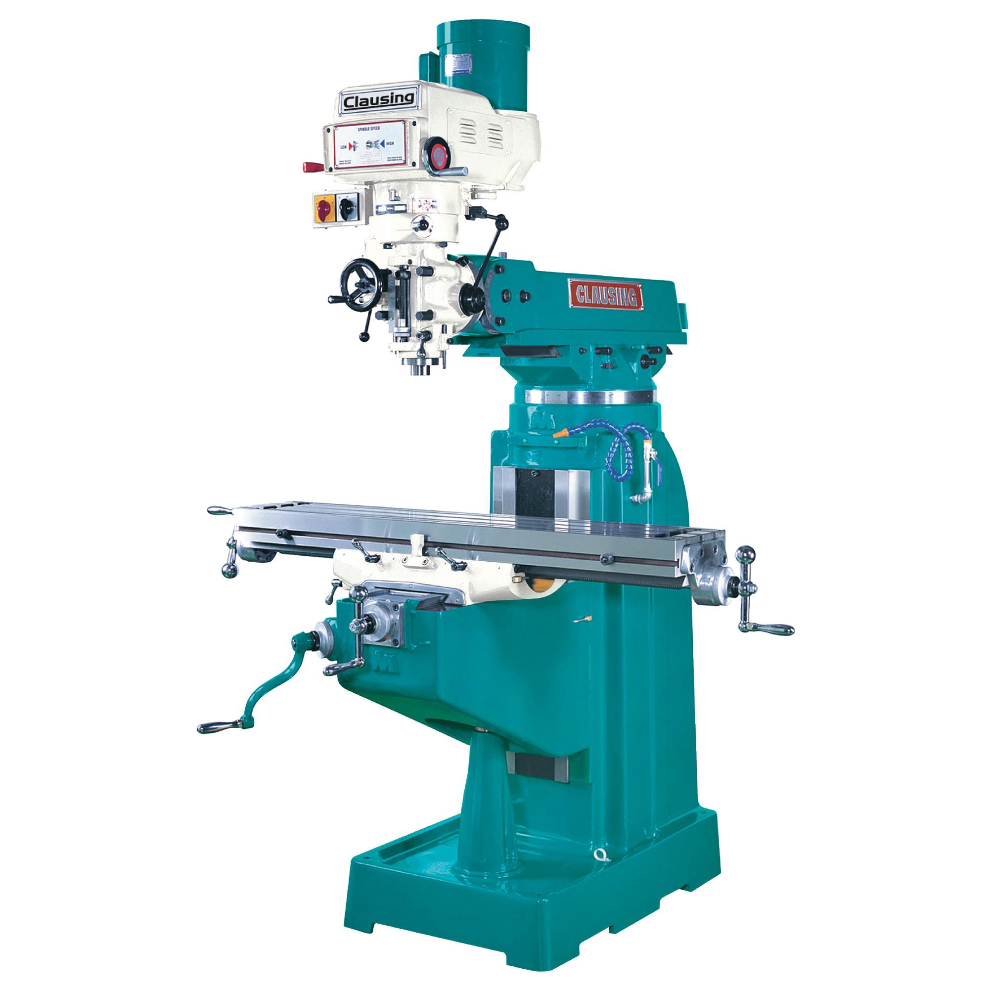 "2VS08 Milling Machine - 9"" x 49"" - 3 HP"
