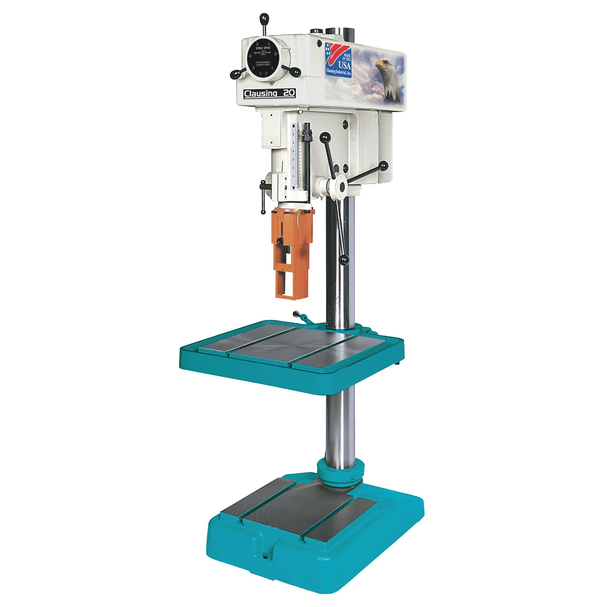 Variable Speed Drill Press