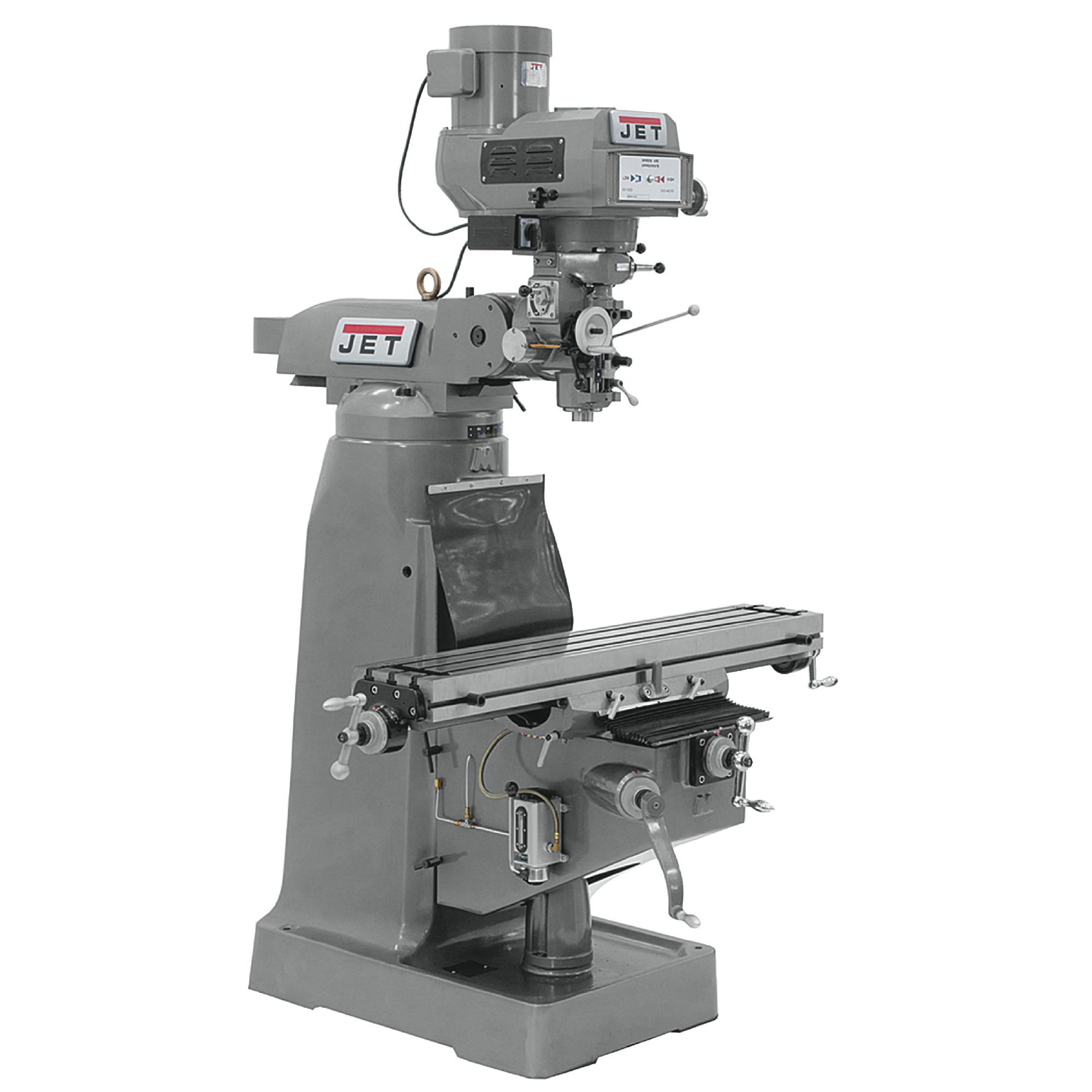 JTM-4VS MILLING MACHINE
