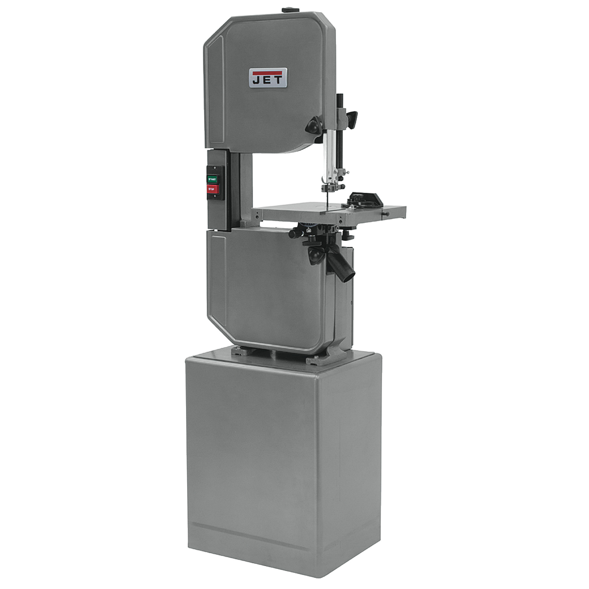 Vertical Band Saw with Blade Welder