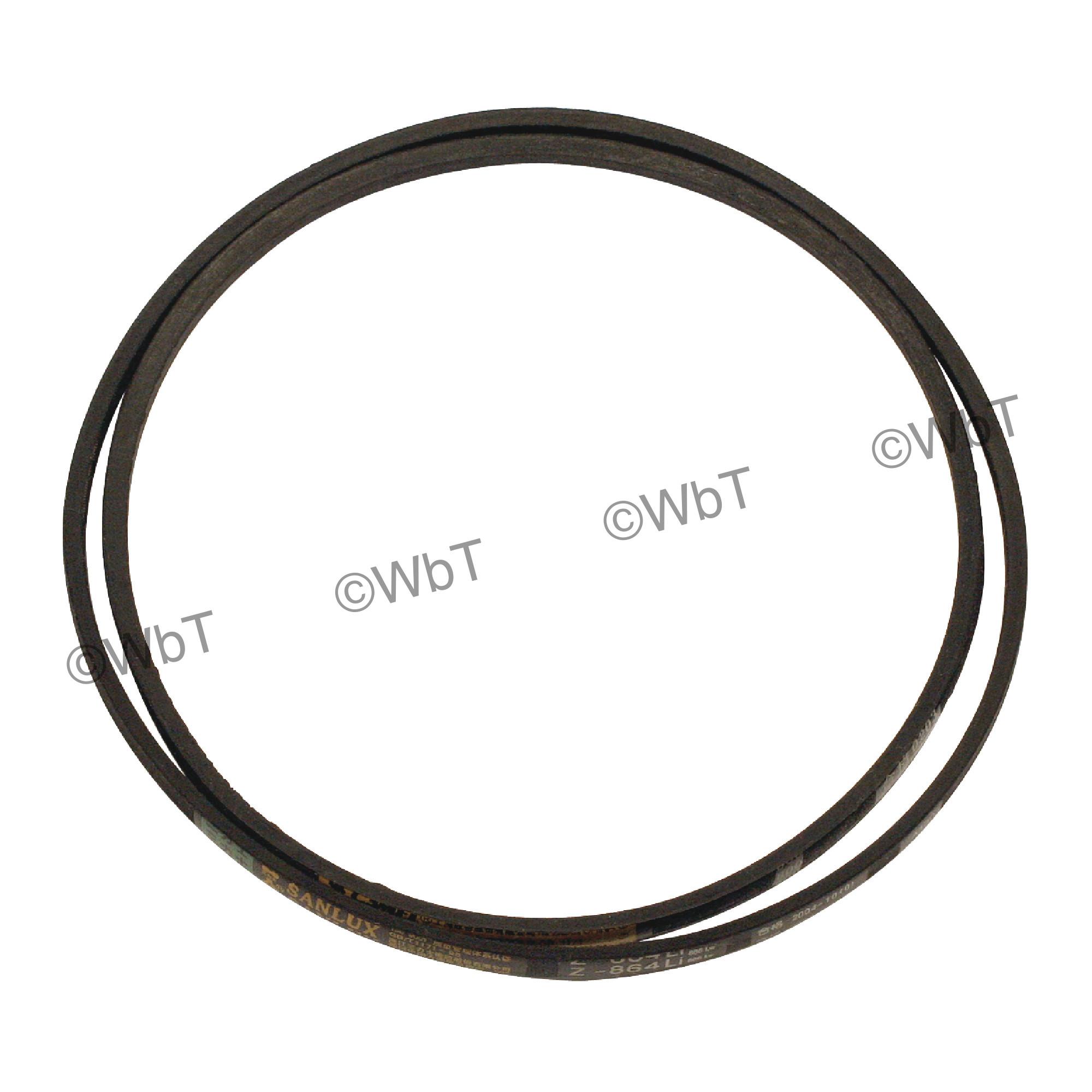 V-Belt for OT25531 Combination Lathe