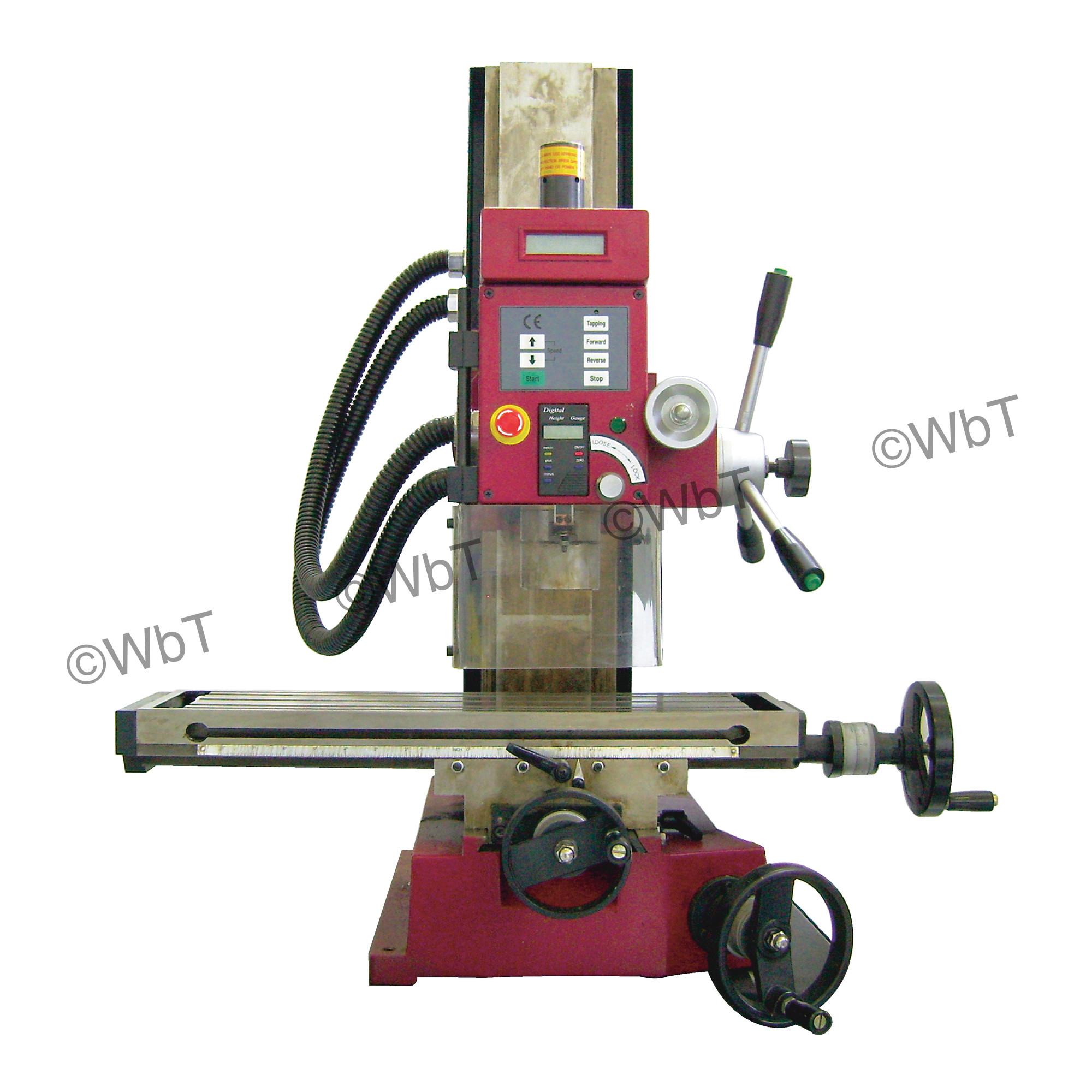 Super X3 Mill/Drill Machine
