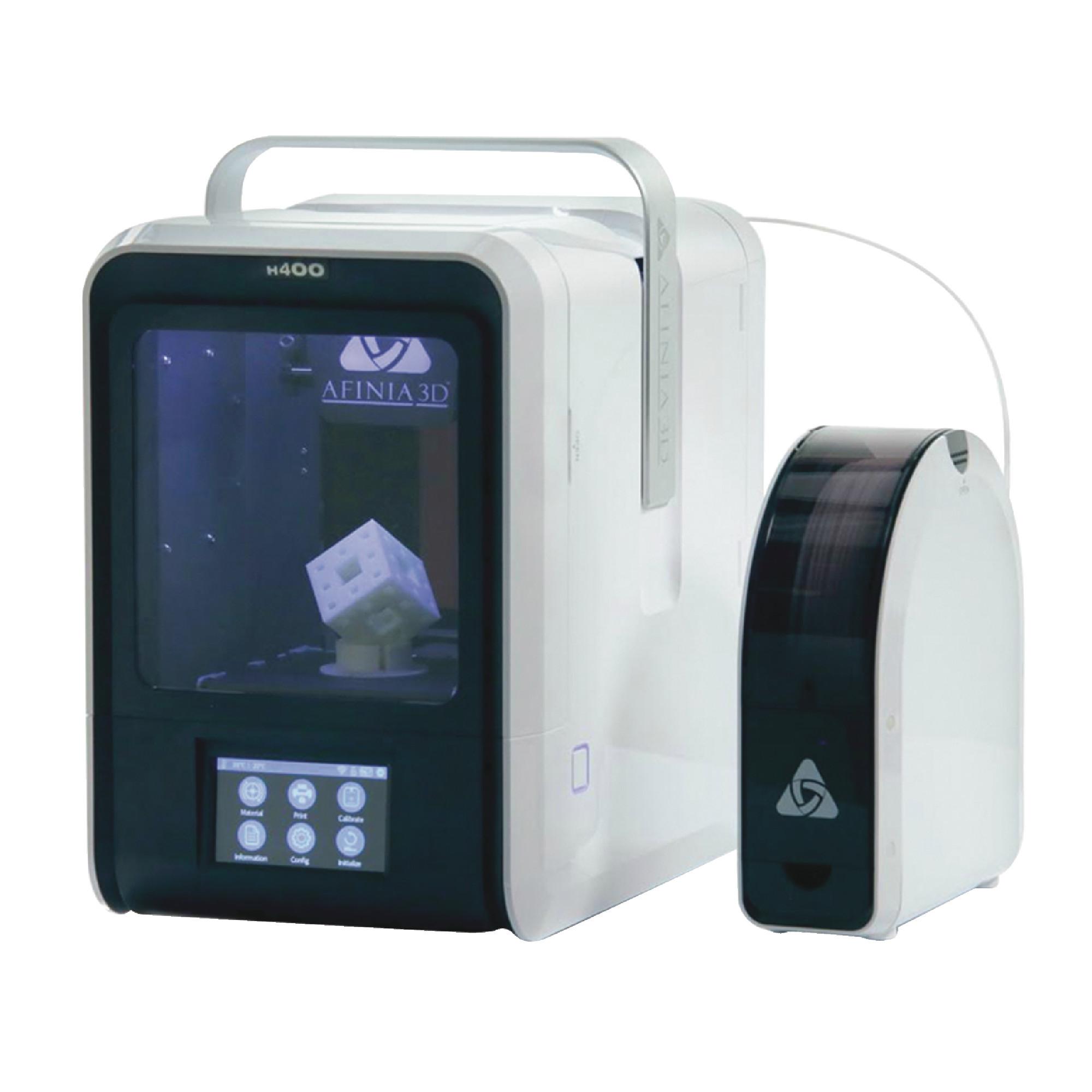 H400+ Desktop 3D Printer