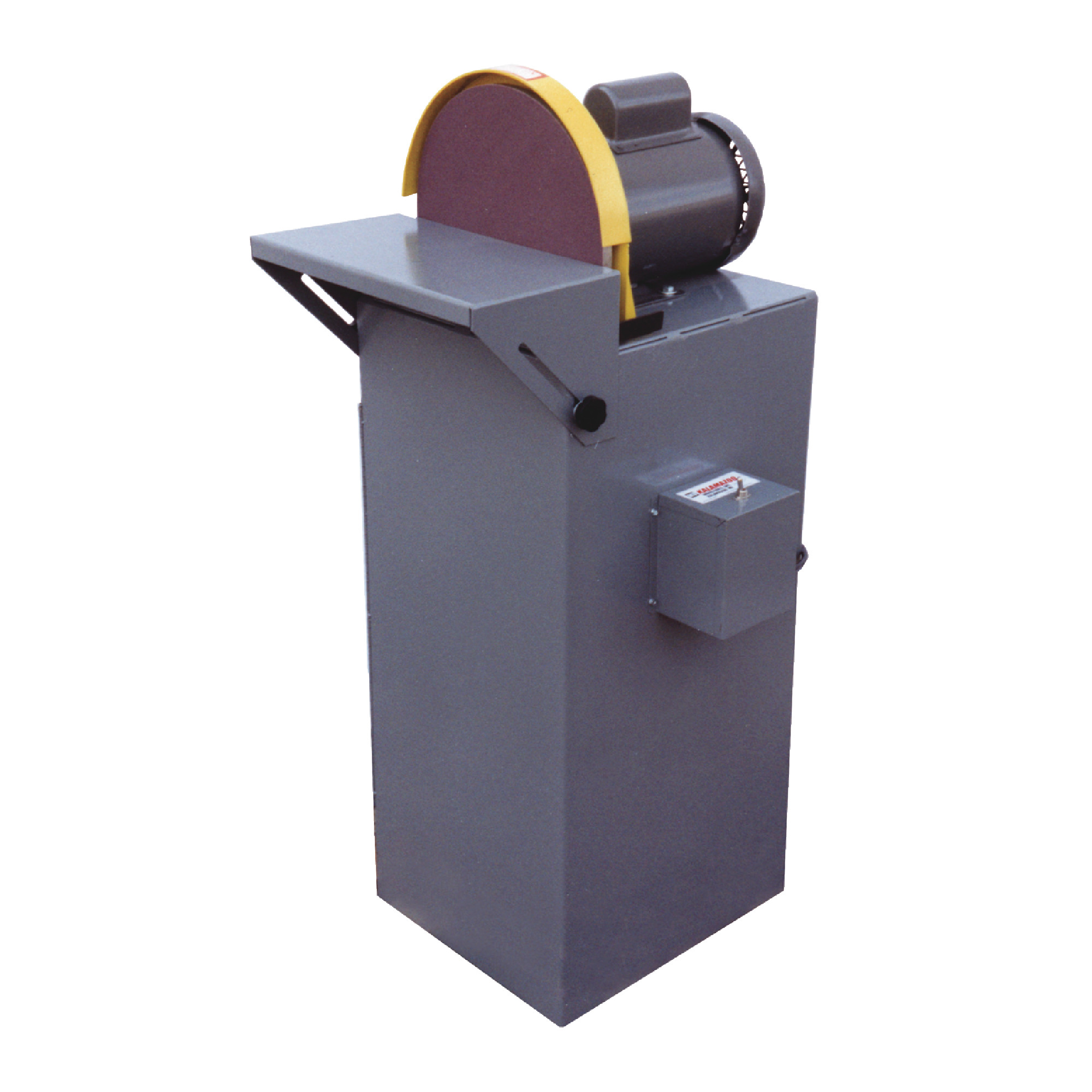 """12"""" Disc Sander w/ Stand & Dust Collector"""